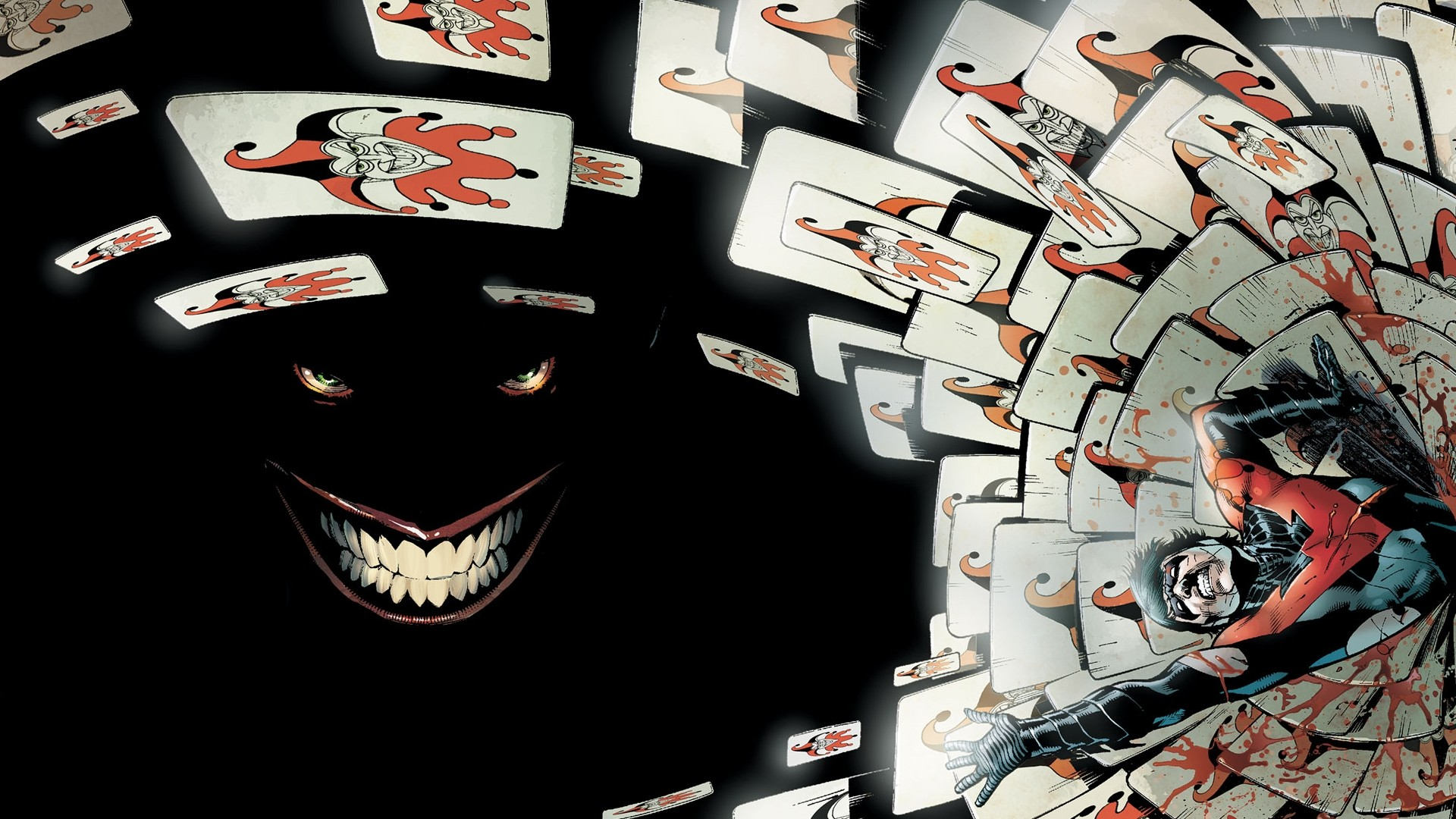 Image Gallery: joker card wallpaper