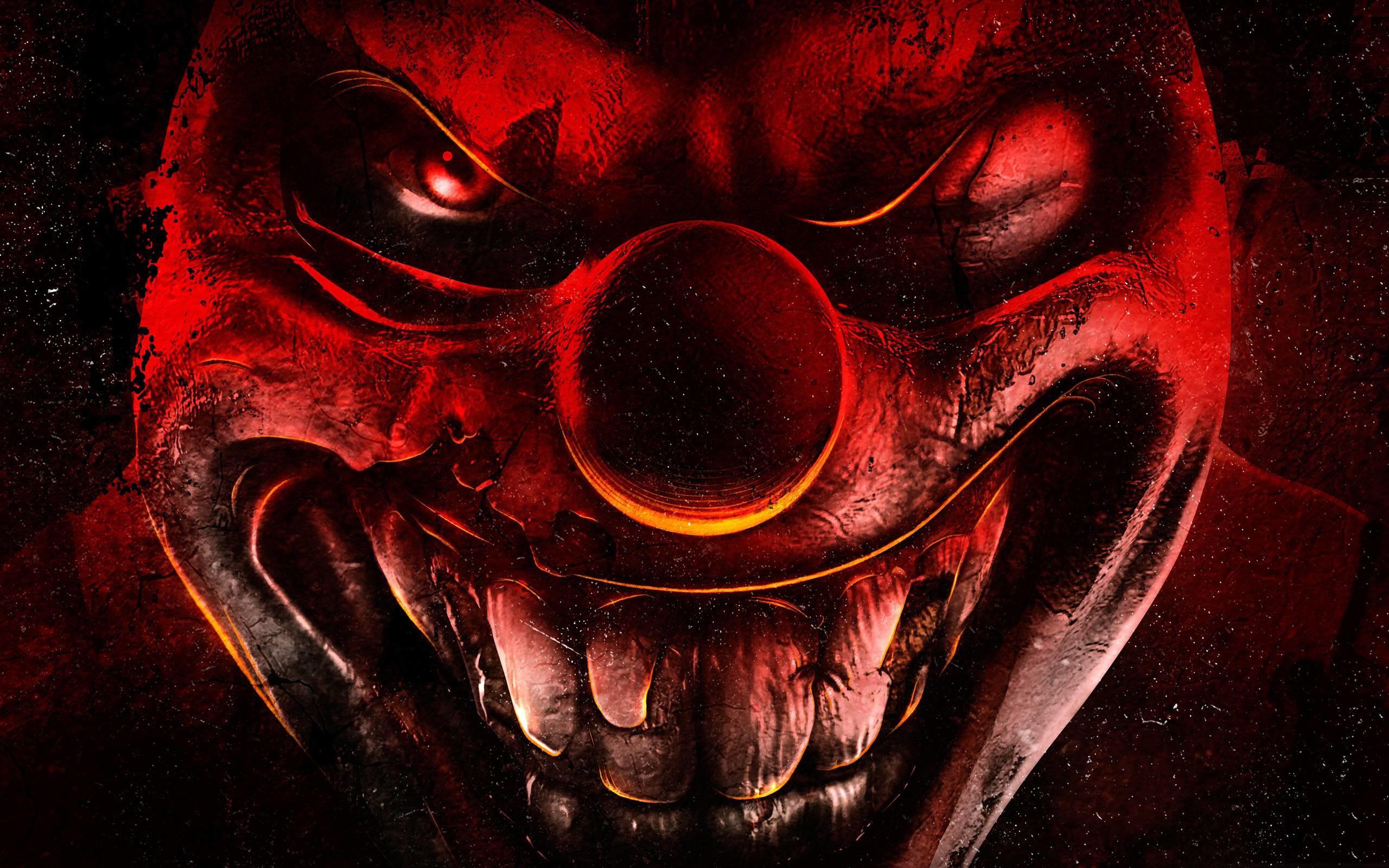 Images For > Killer Clown Wallpaper