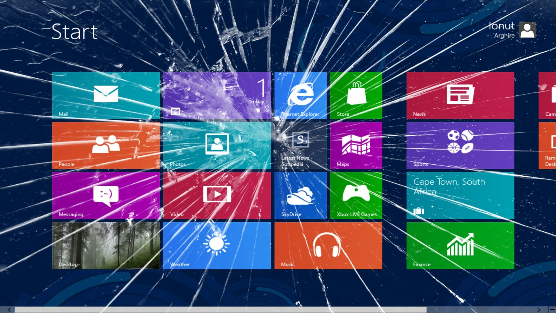 … broken screen wallpaper windows 8 2017 live wallpaper hd …