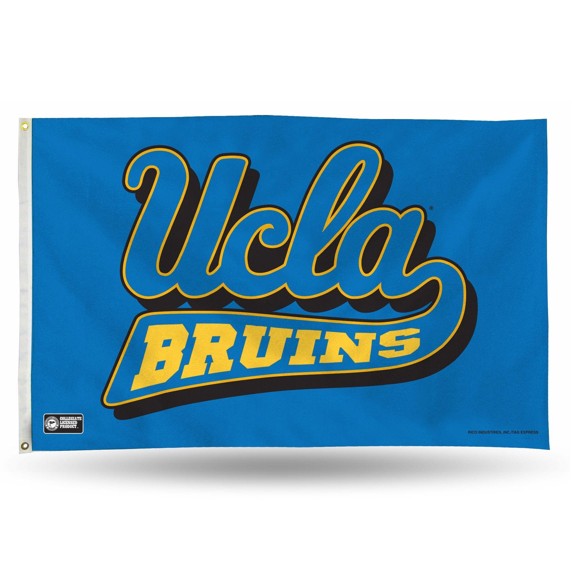 UCLA Banner Flag