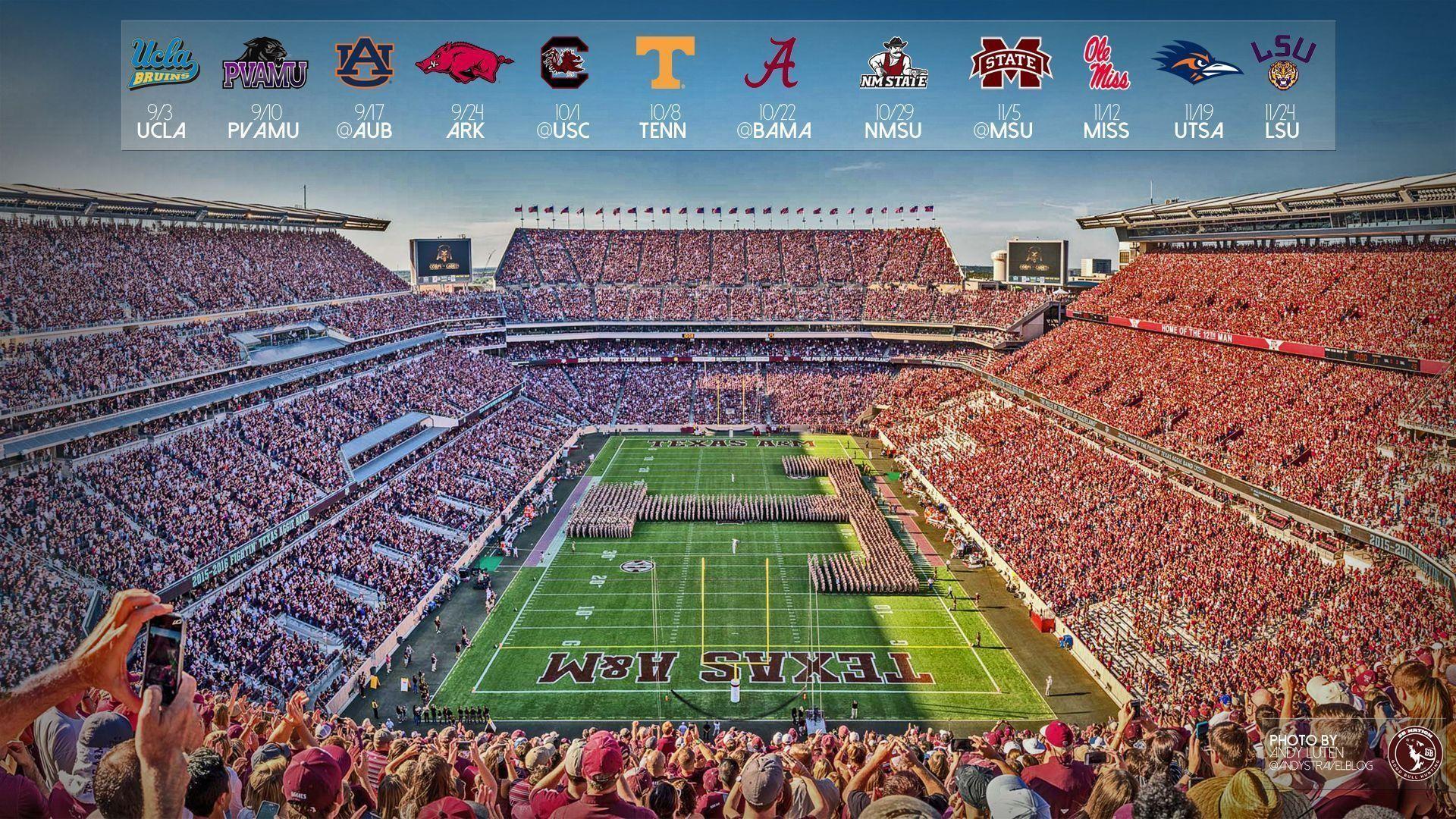 2016 Aggie Football Wallpapers – Good Bull Hunting