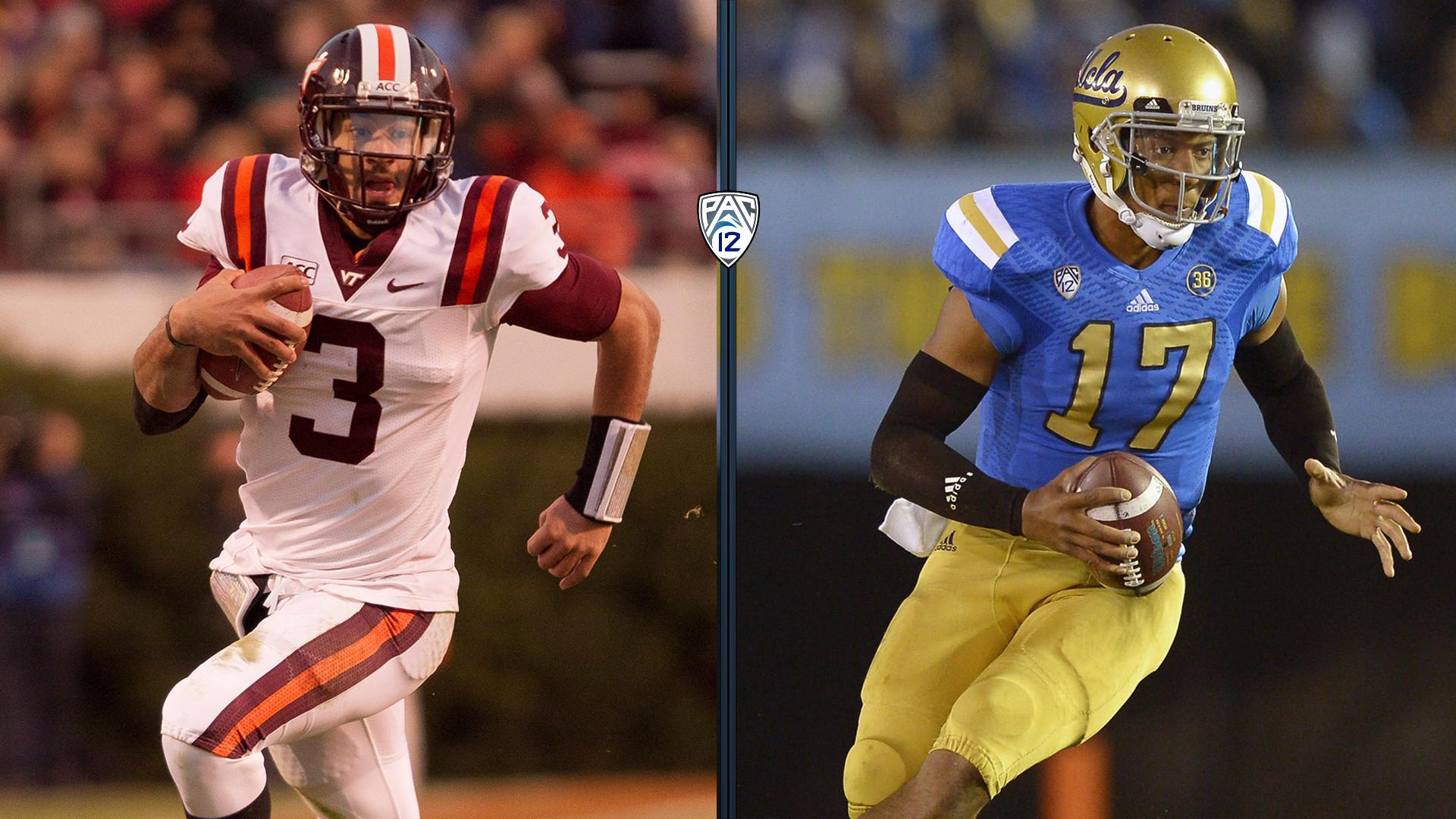 Sun Bowl preview: UCLA's high-powered offense battles Virginia Tech's elite  defense | Pac-12