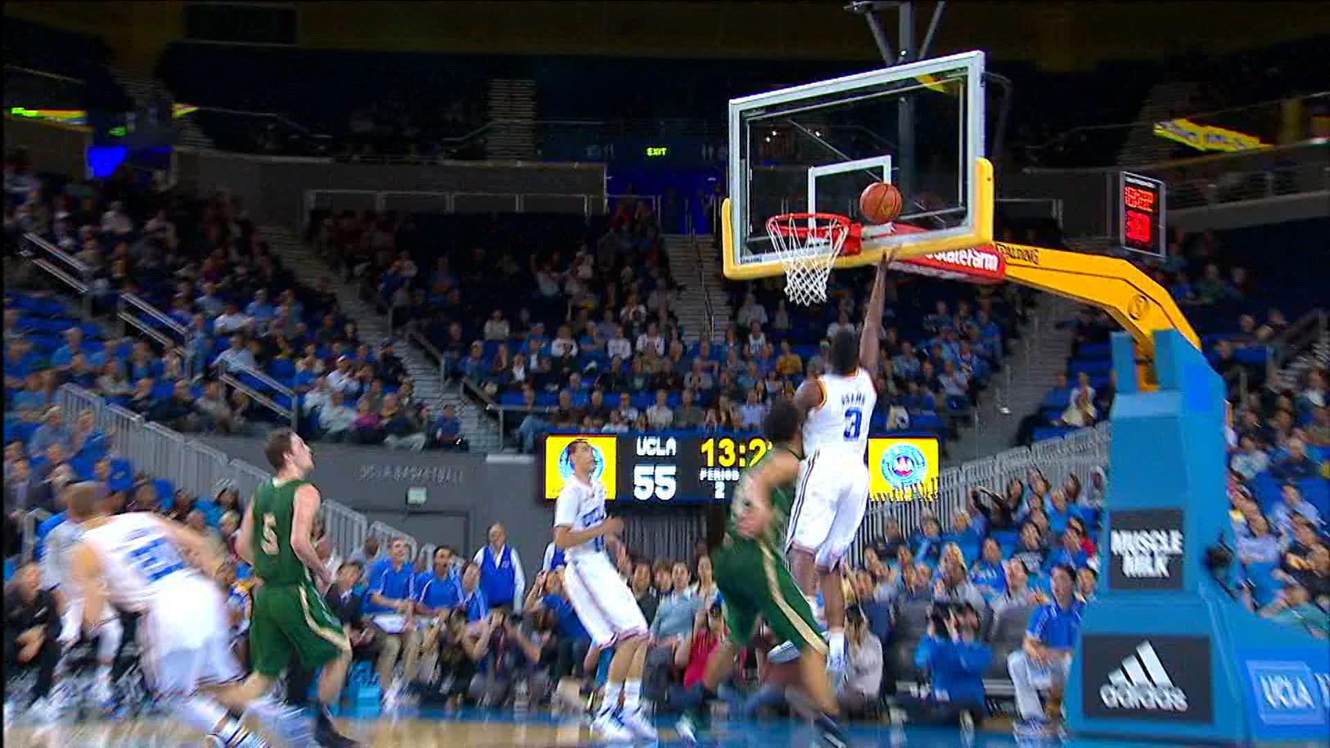 Video recap: UCLA men's basketball takes down Sacramento State | Pac-12