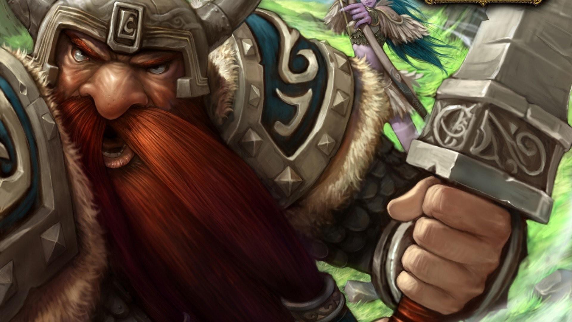 World Of Warcraft Dwarf 781876
