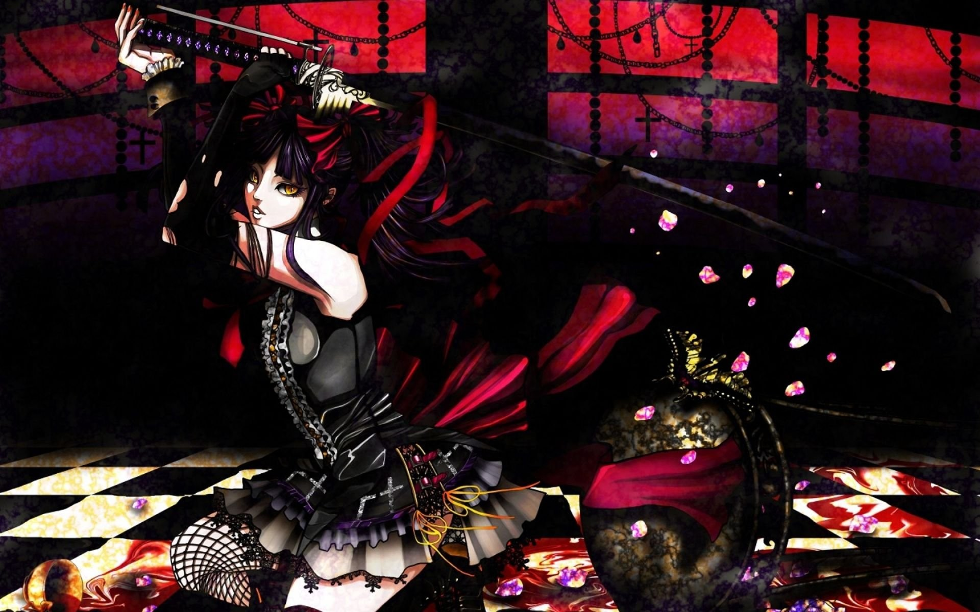 Gothic Anime Backgrounds. All …