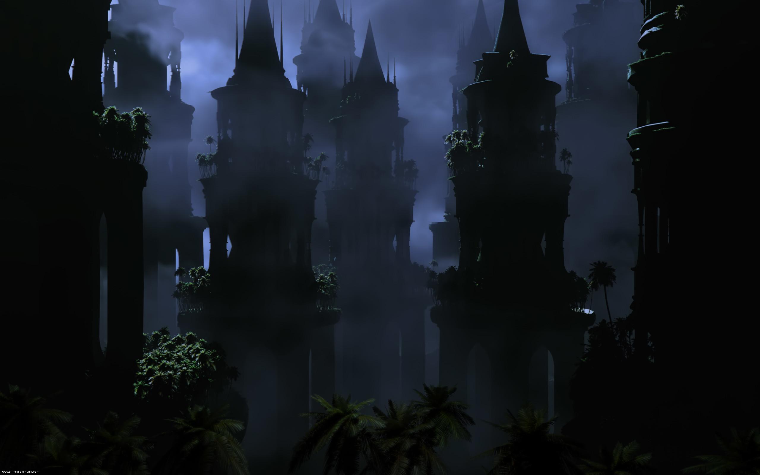 Dark Gothic Photo Gallery | … under: 3D Wallpaper by admin | Social