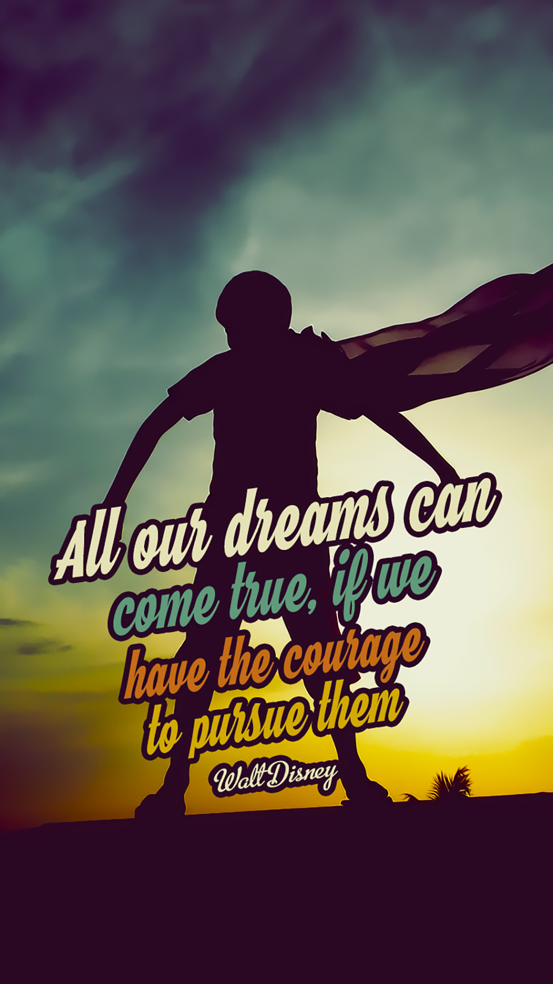 Art Creative Quotes Walt Disney Dreams Cartoons. Iphone 6 WallpaperWallpaper  …