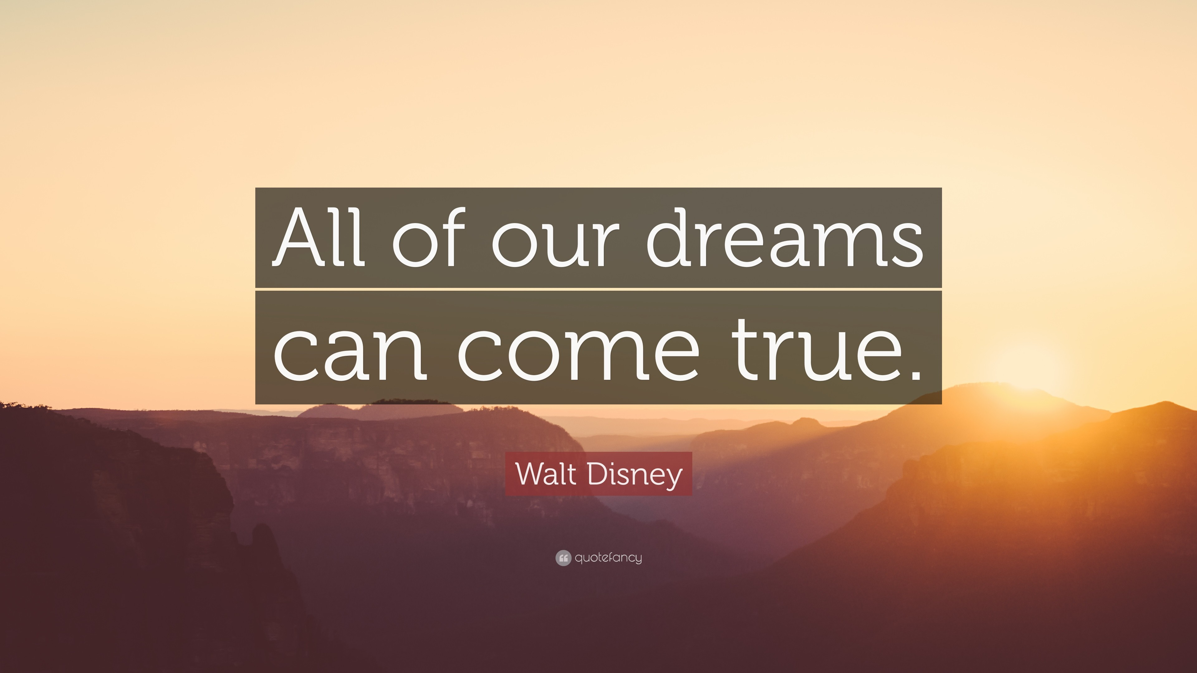 … wallpapers hd; walt disney quote all of our dreams can come true 21 …