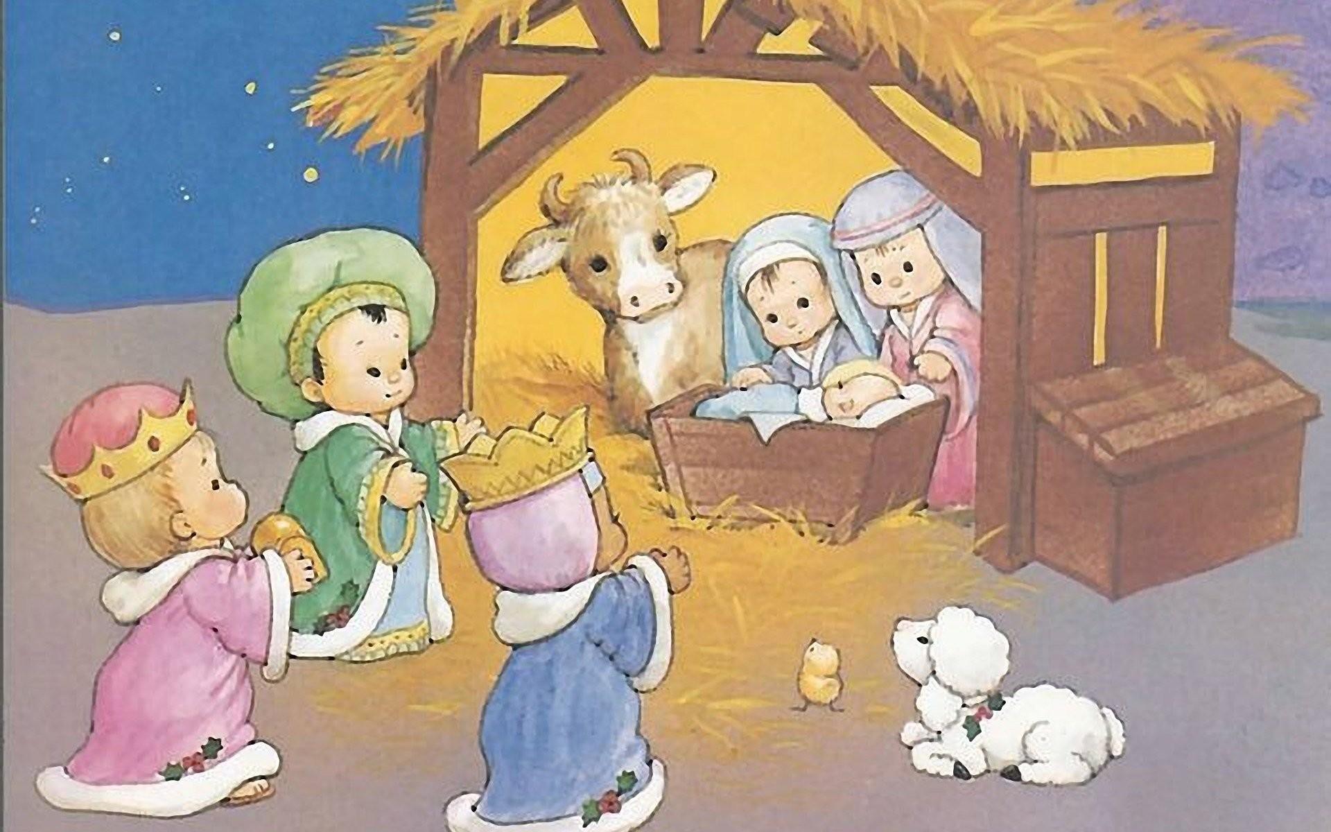 Jesus Birth 728275