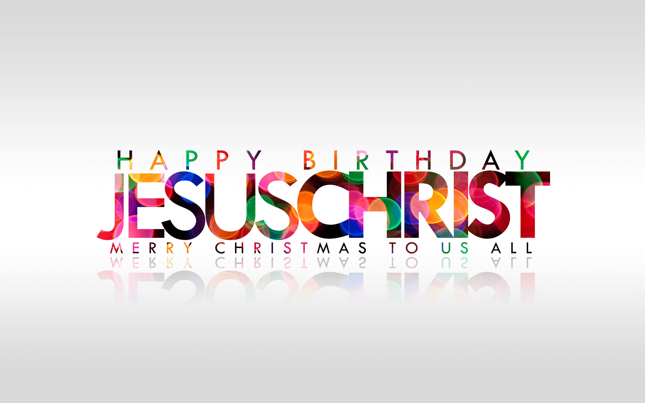 Jesus Birthday Christmas Wallpaper