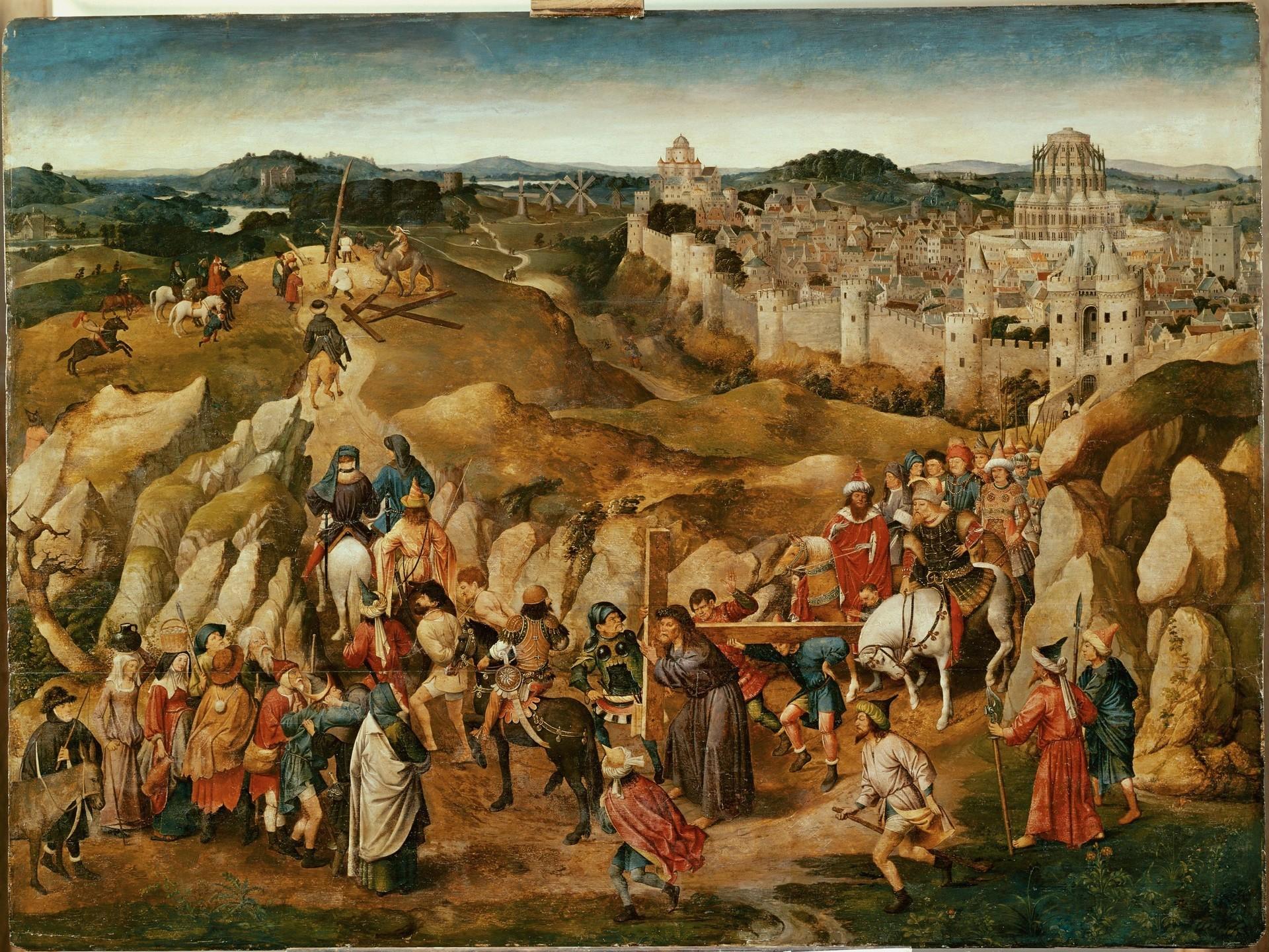 Jesus Christ endured torture for our souls