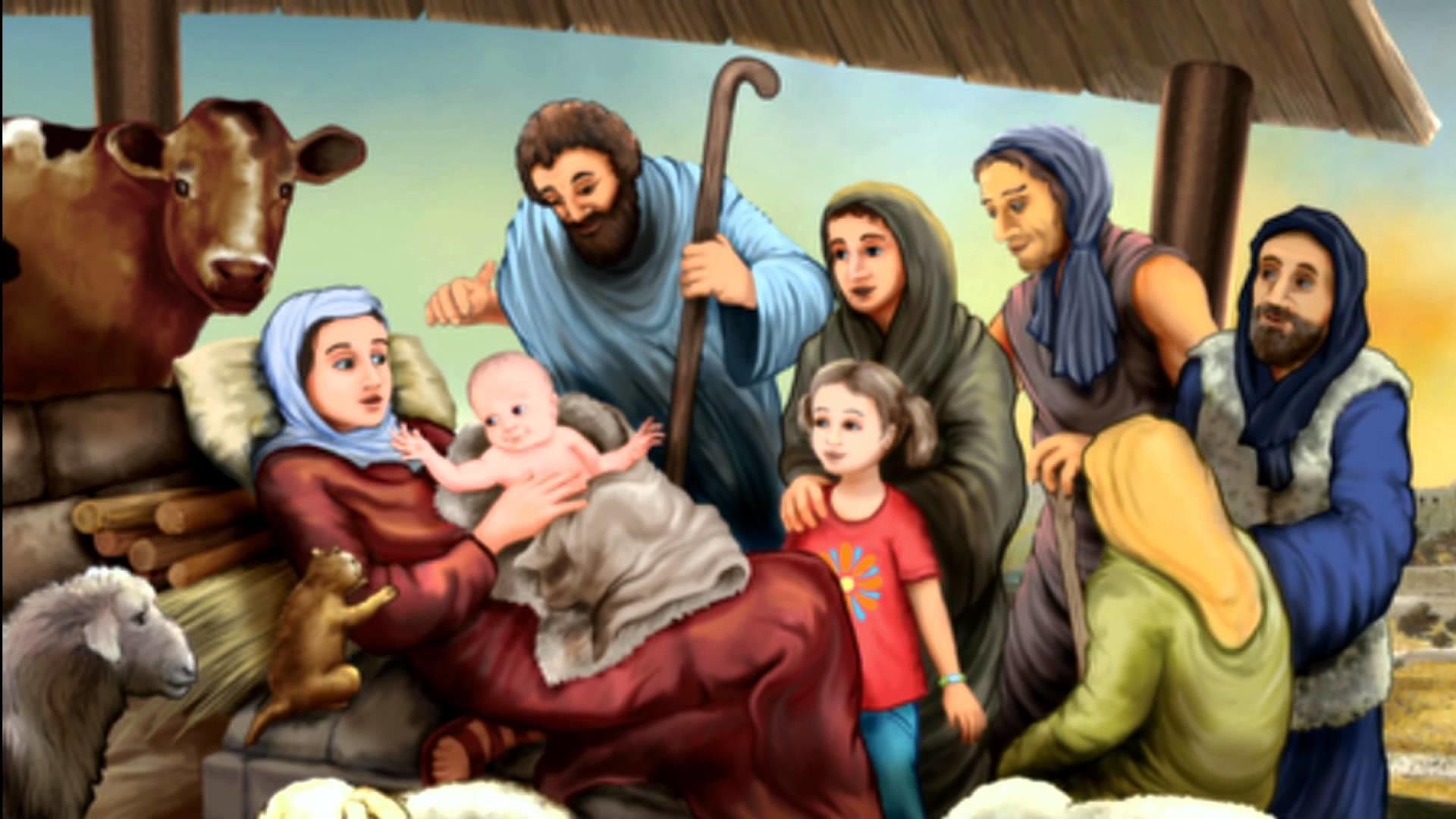 Jesus' Birth in Bethlehem -New Children Book – YouTube