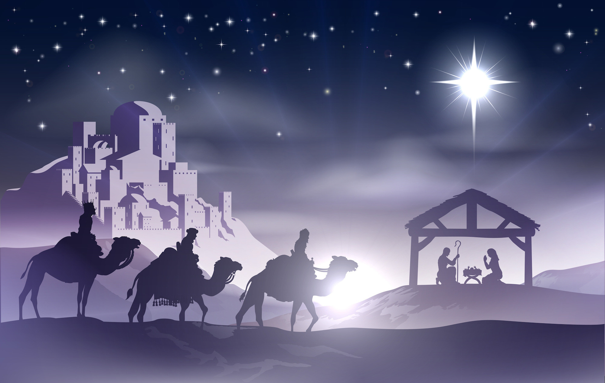 nativity wallpaper free wallpaper christian – photo #11