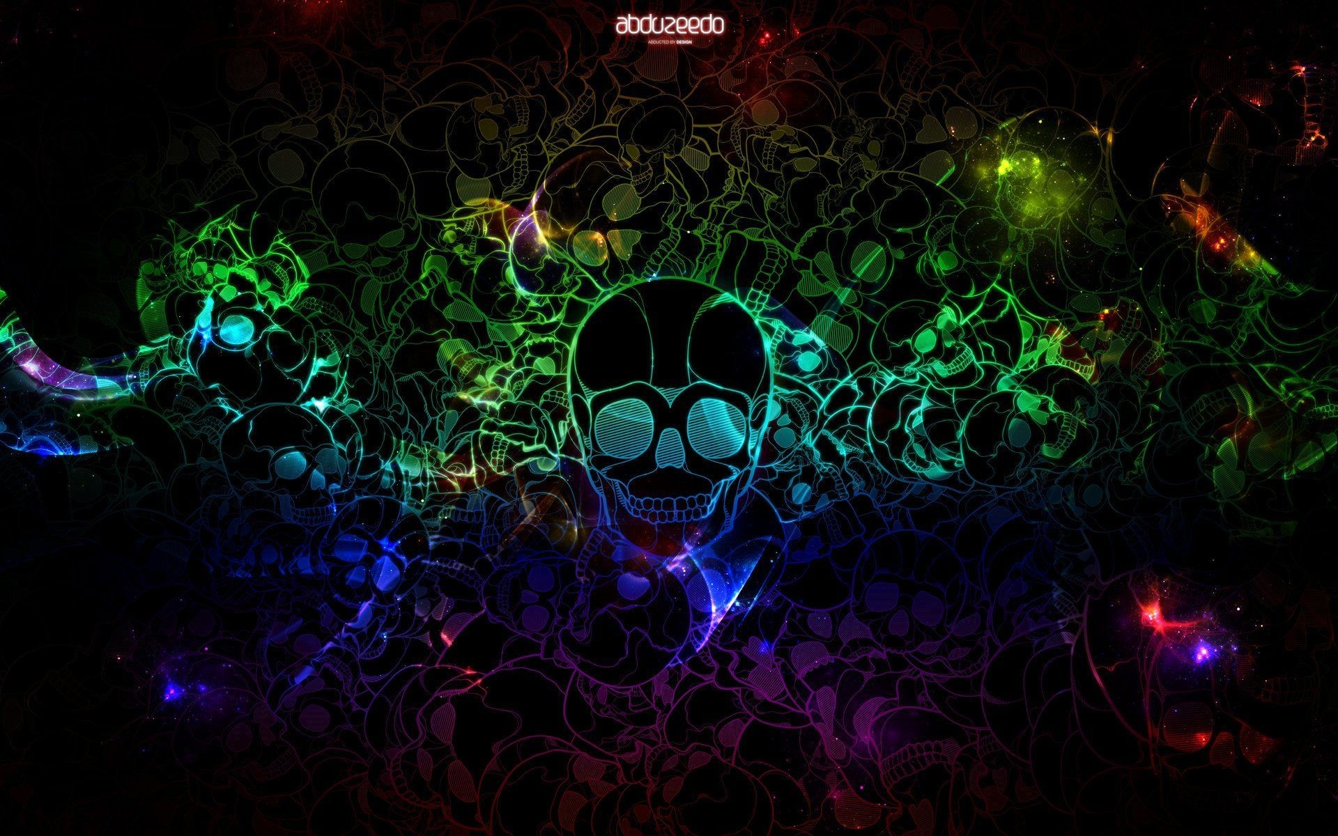 Gallery for – skull wallpapers