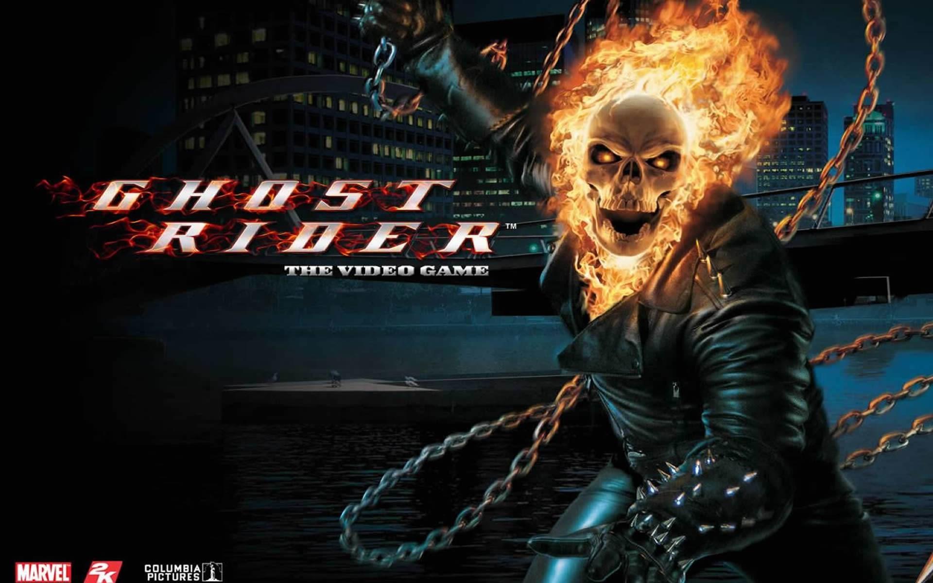 ghost rider flaming skull wallpaper …