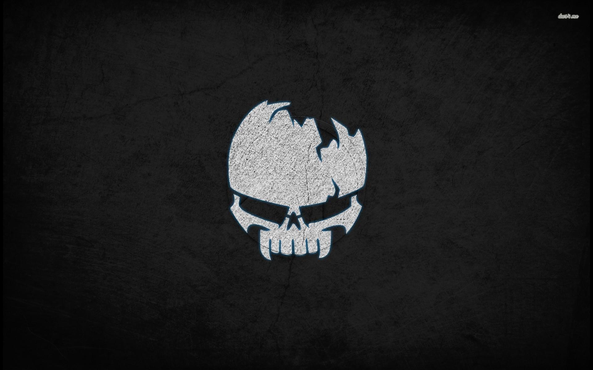 Skull wallpaper – Vector wallpapers – #21051