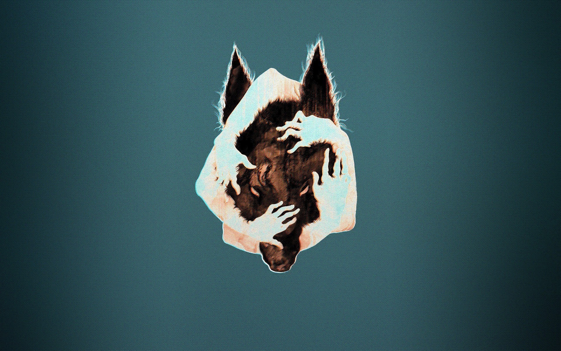 Hipster Wolf (39 Wallpapers)