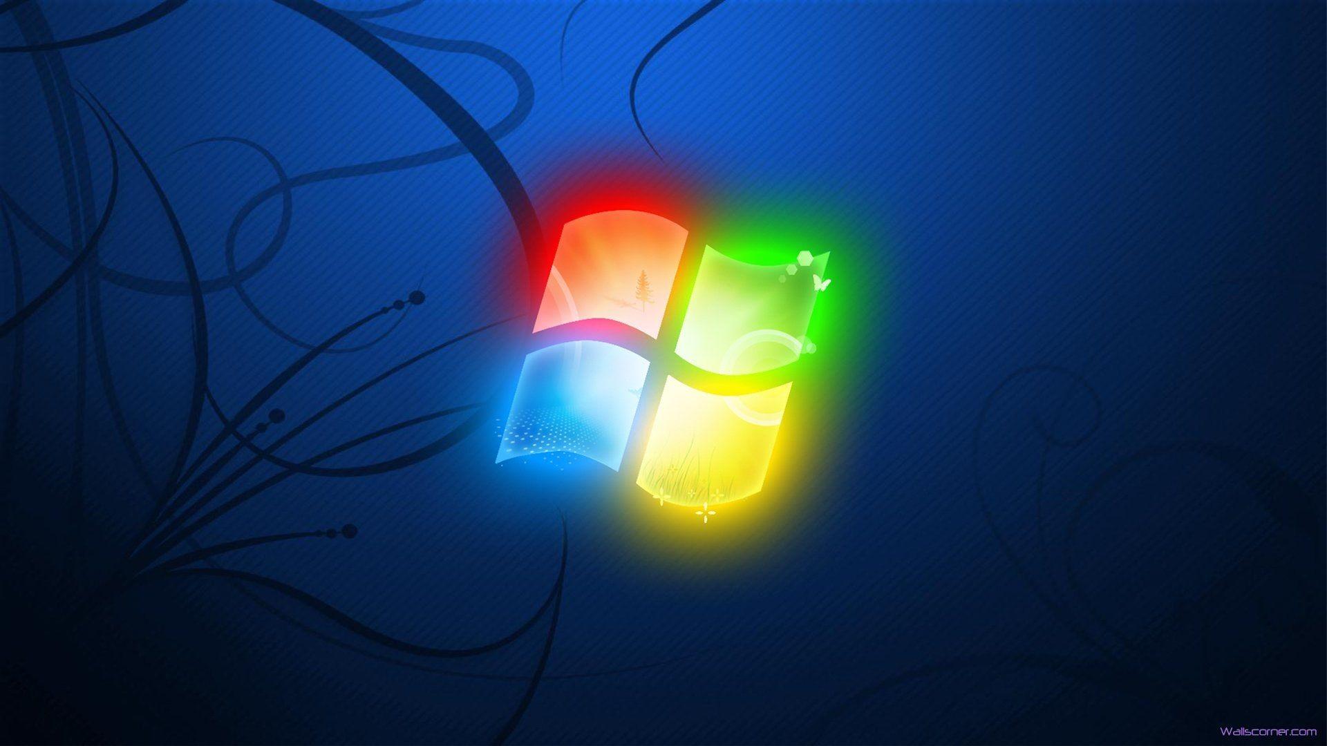 Classic Windows Desktop Wallpaper