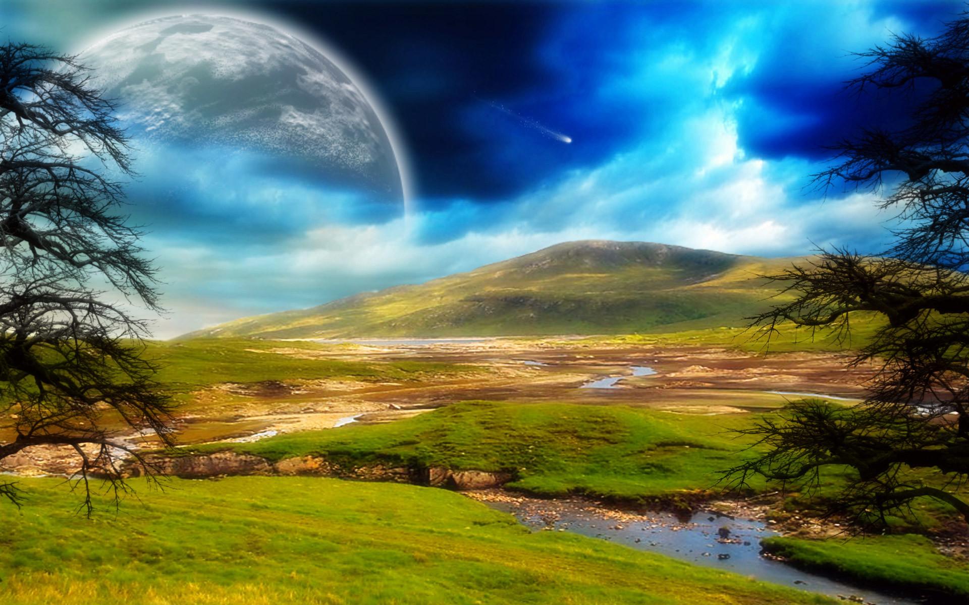 Desktop Nature HD Wallpaper