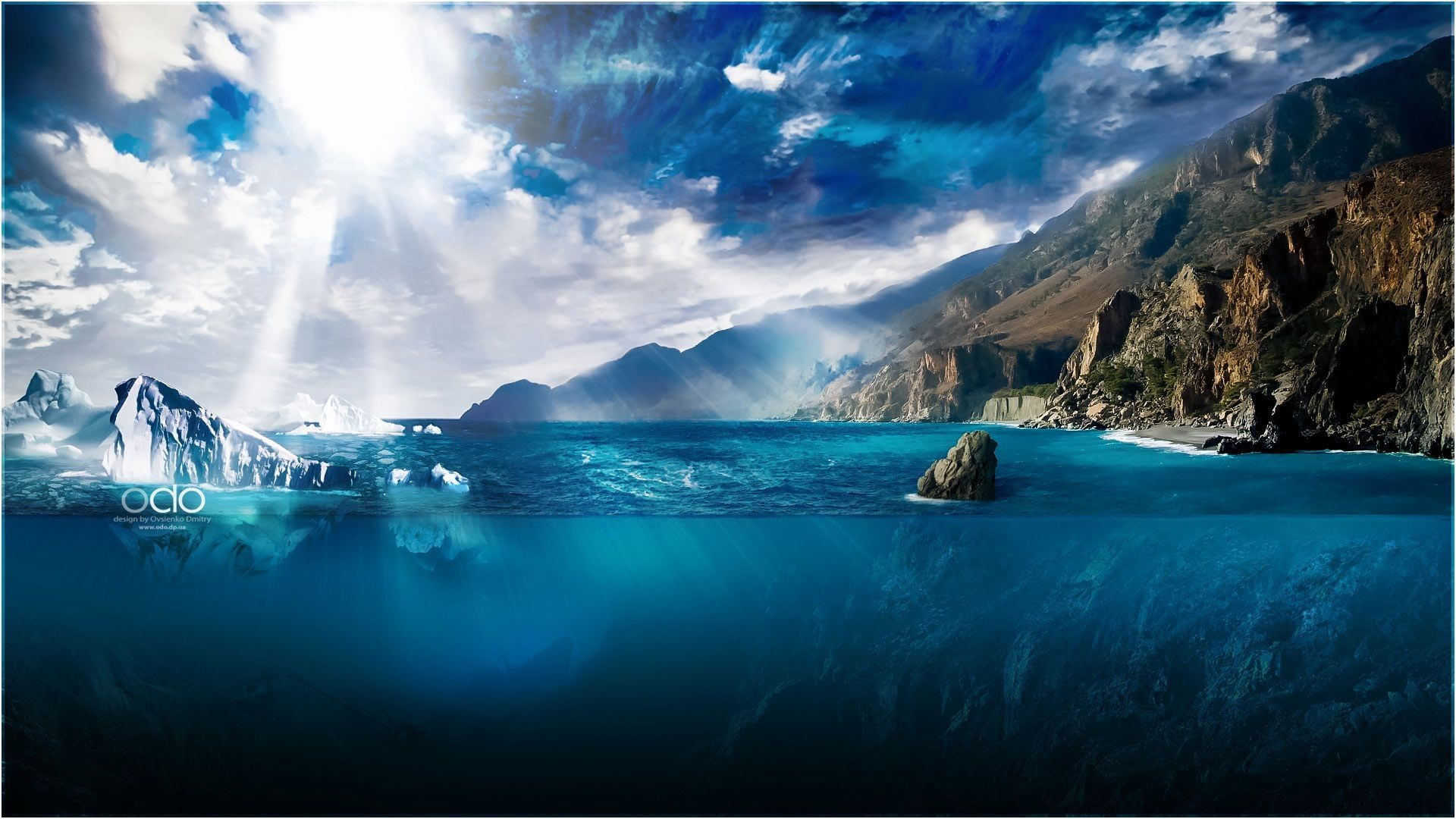 Iceberg wallpaper 141795