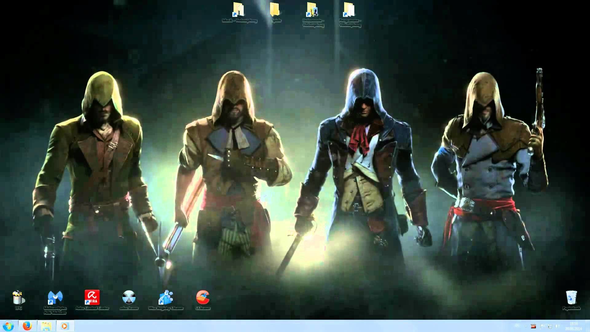 Assassins Creed Unity Animated Desktop Wallpaper Background Full HD  Download – YouTube