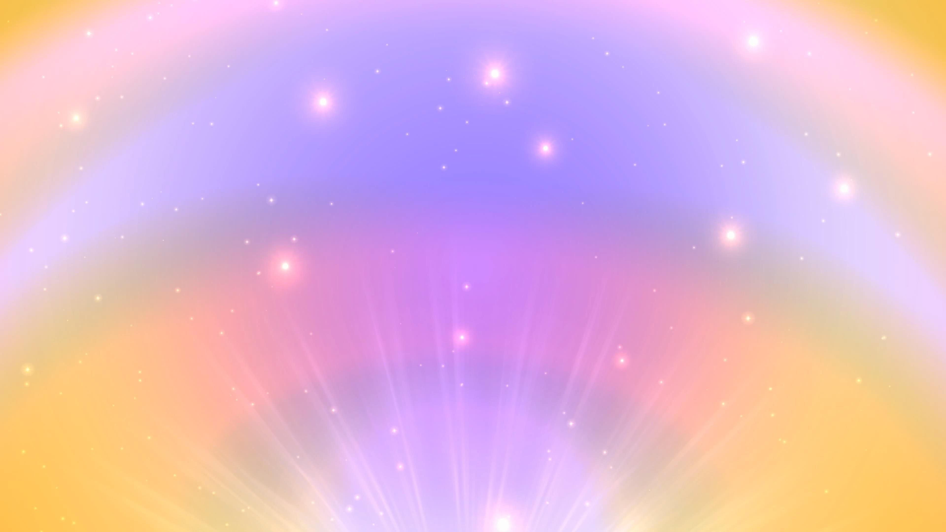 4K Bright Rainbow Illumination Ambient 2160p Animation Background – YouTube