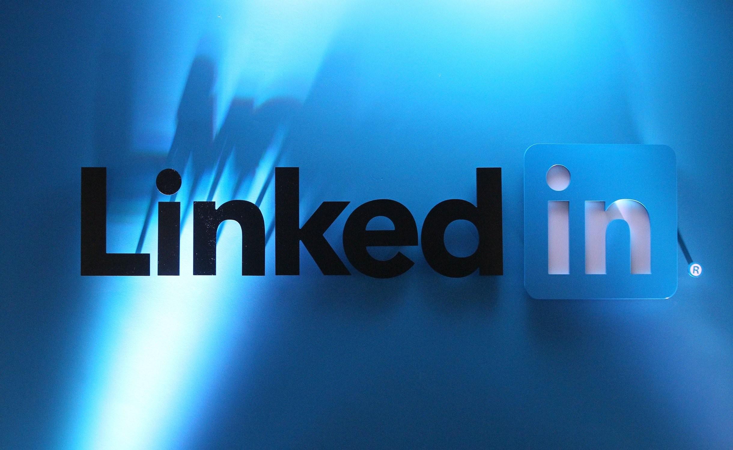LINKEDin social media computer internet poster wallpaper | .