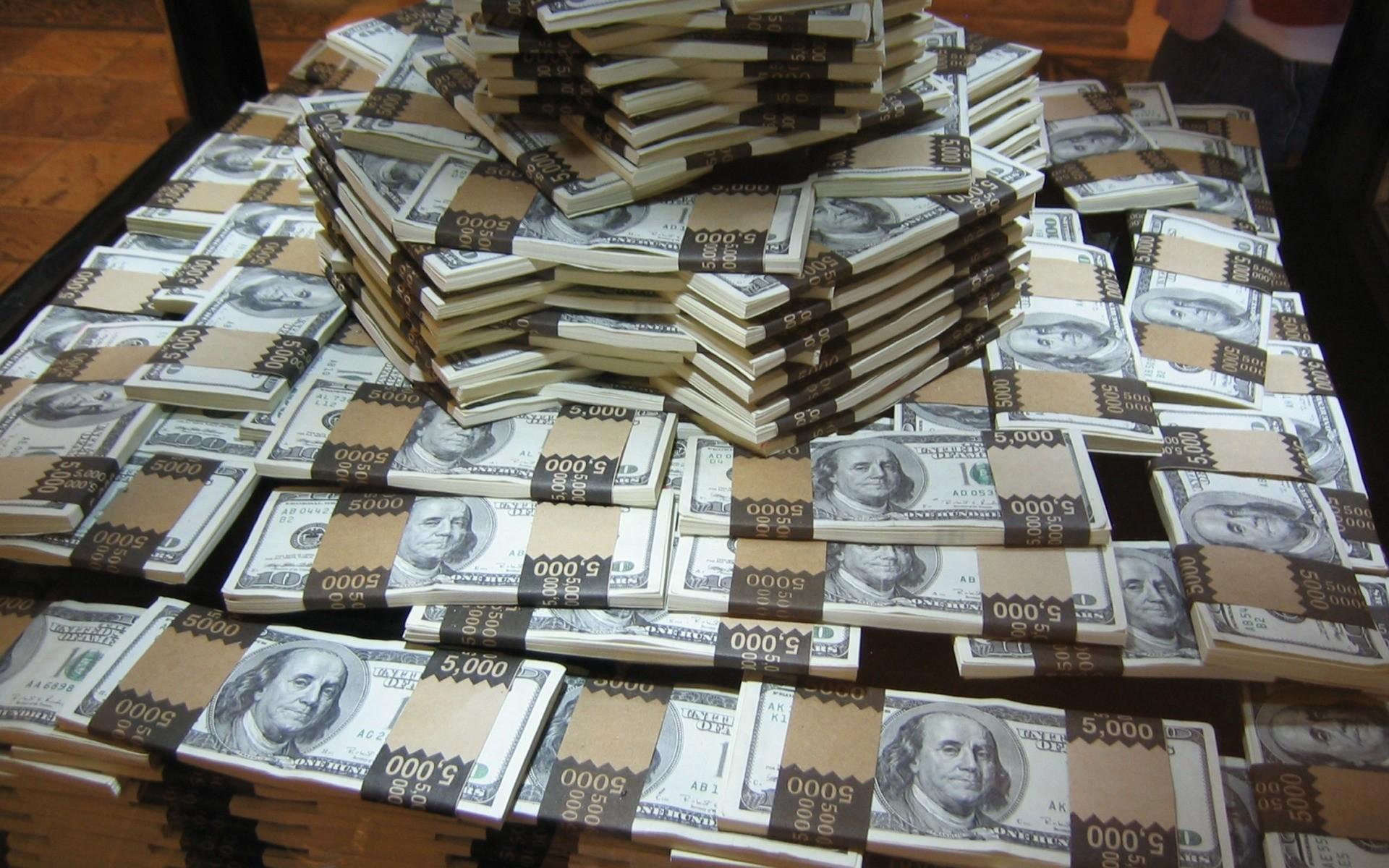 Dollar Bills wallpaper thumb