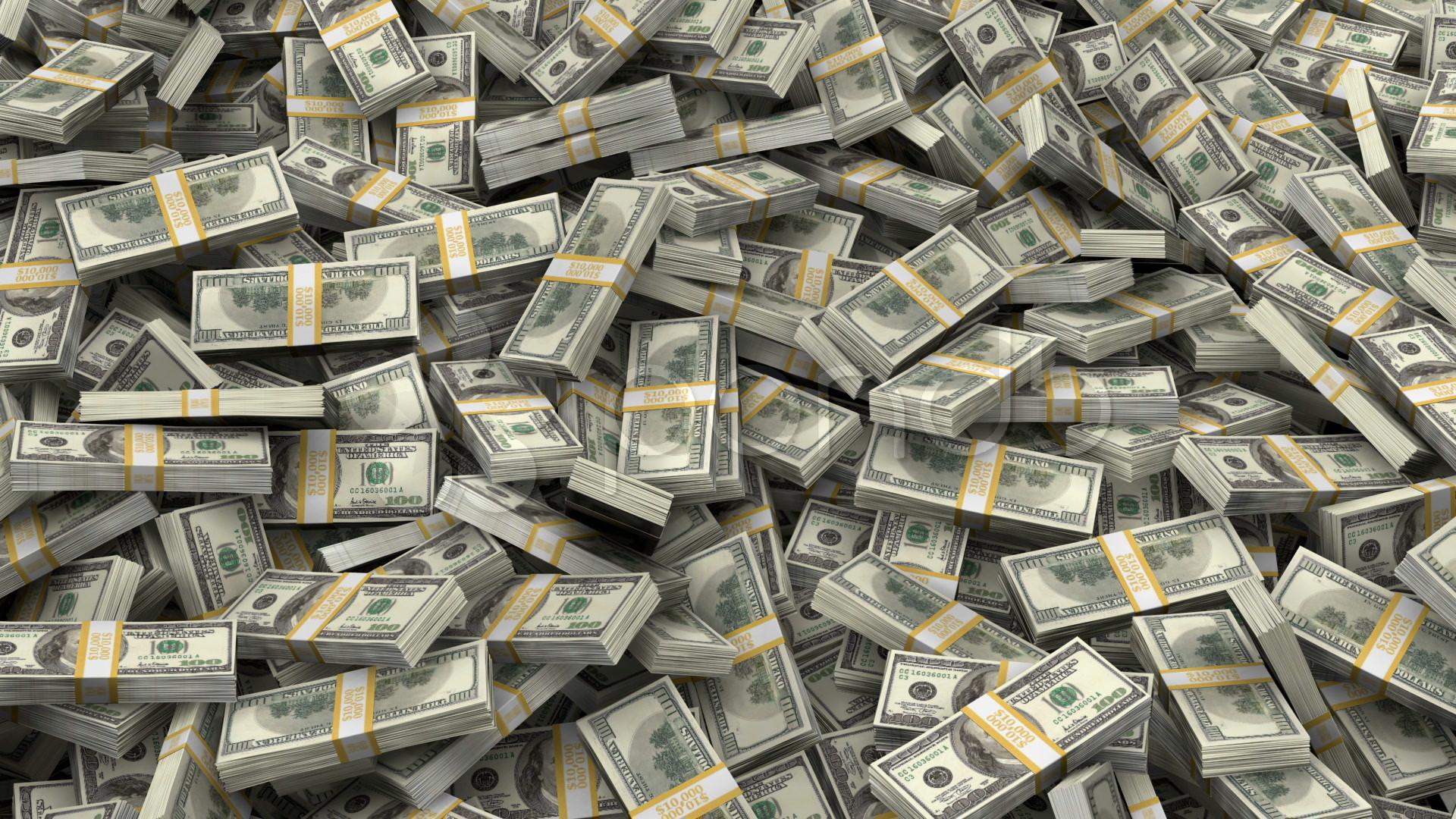 Millions Of Dollars Wallpaper Million dollars pan