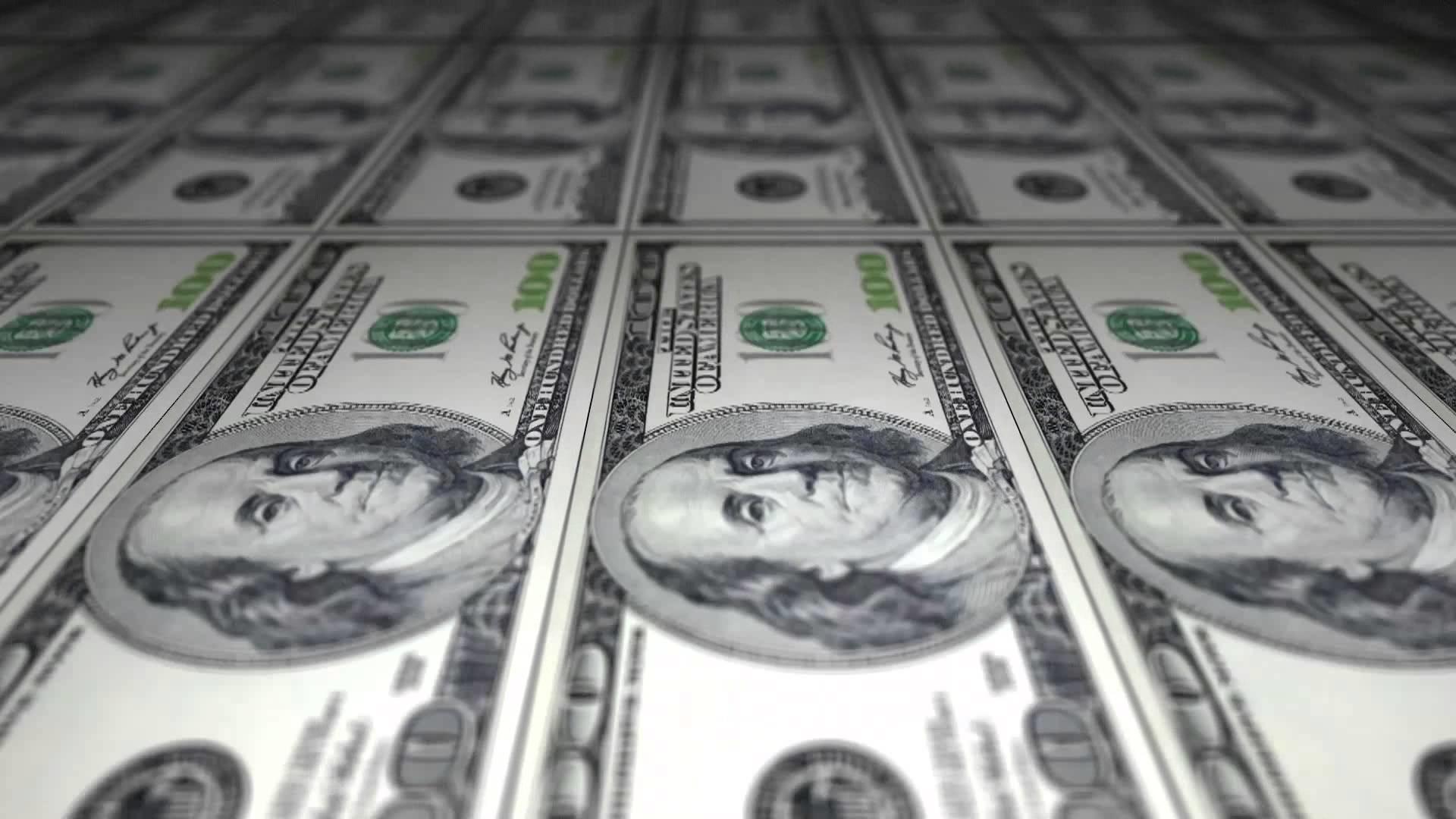 Free Stock Video Download – Printing Dollar Bills – 100 US Dollar Bills –  YouTube