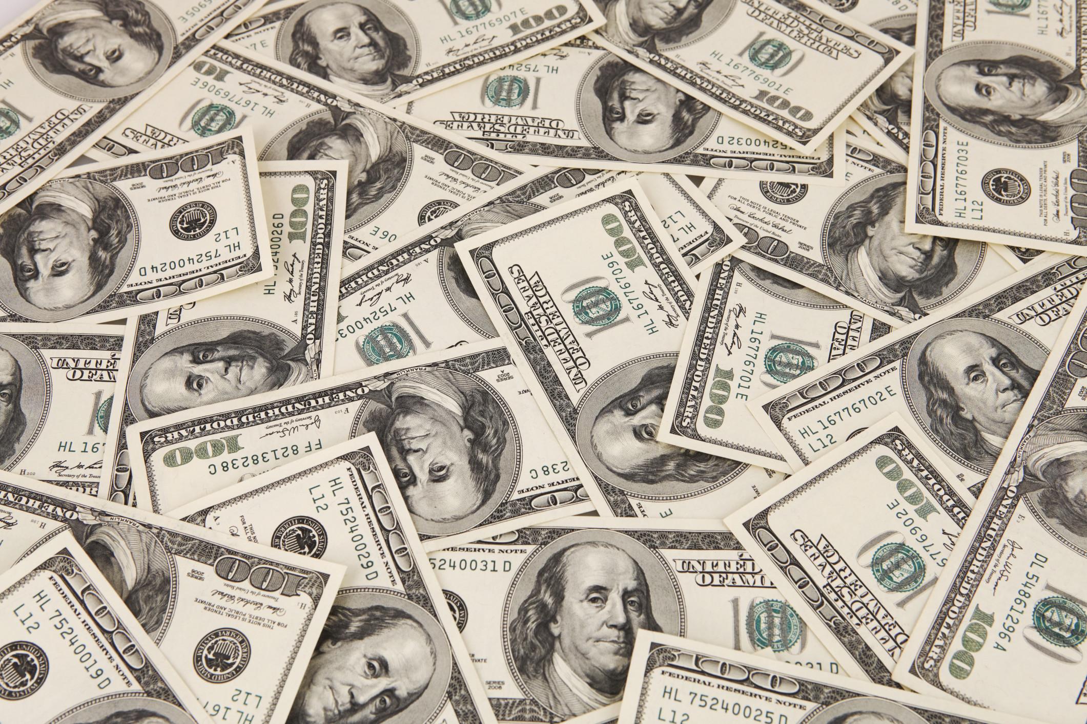Dollar Money Wallpaper
