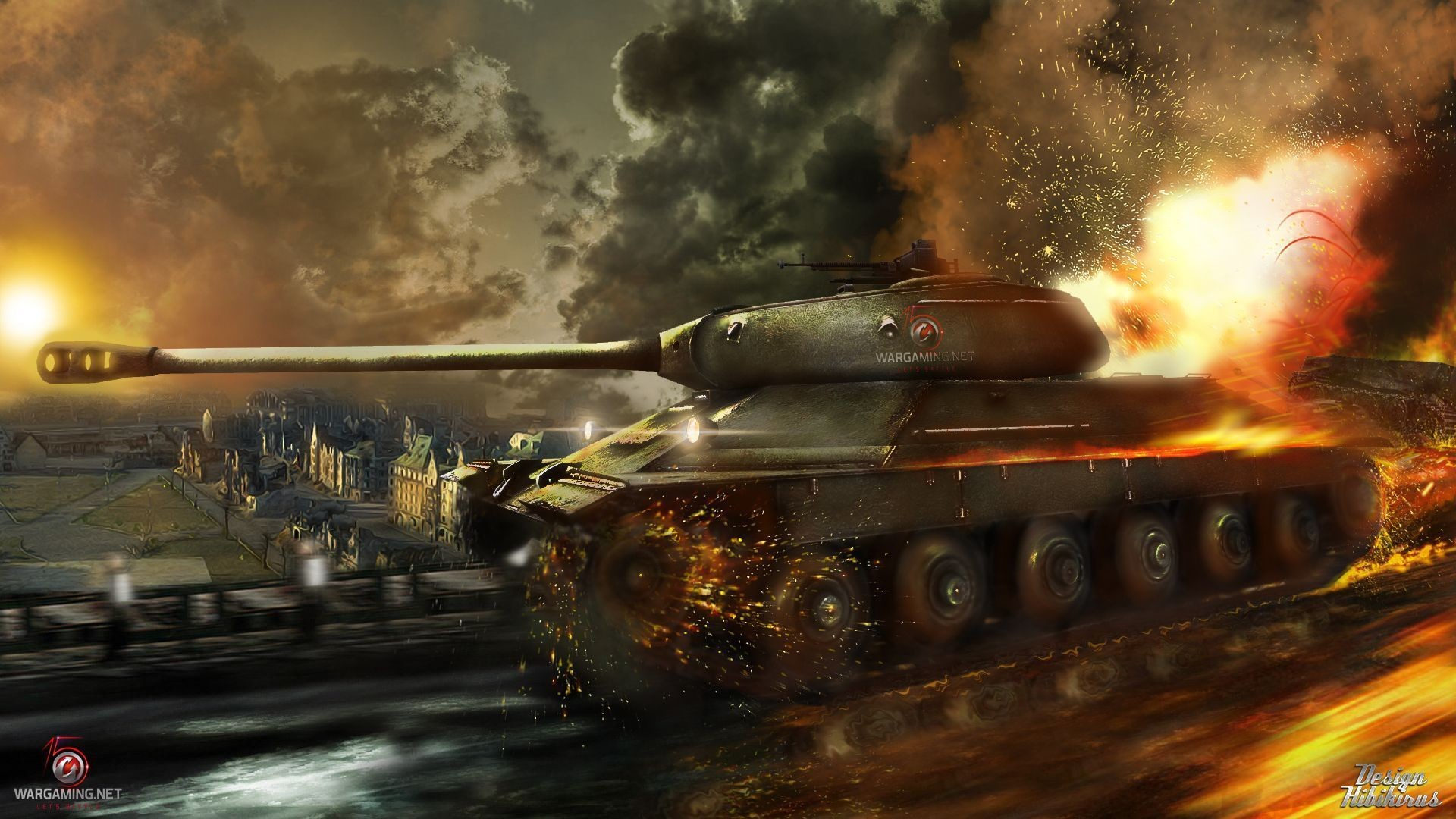 World of Tanks: no one can stop the tank wallpapers and images .