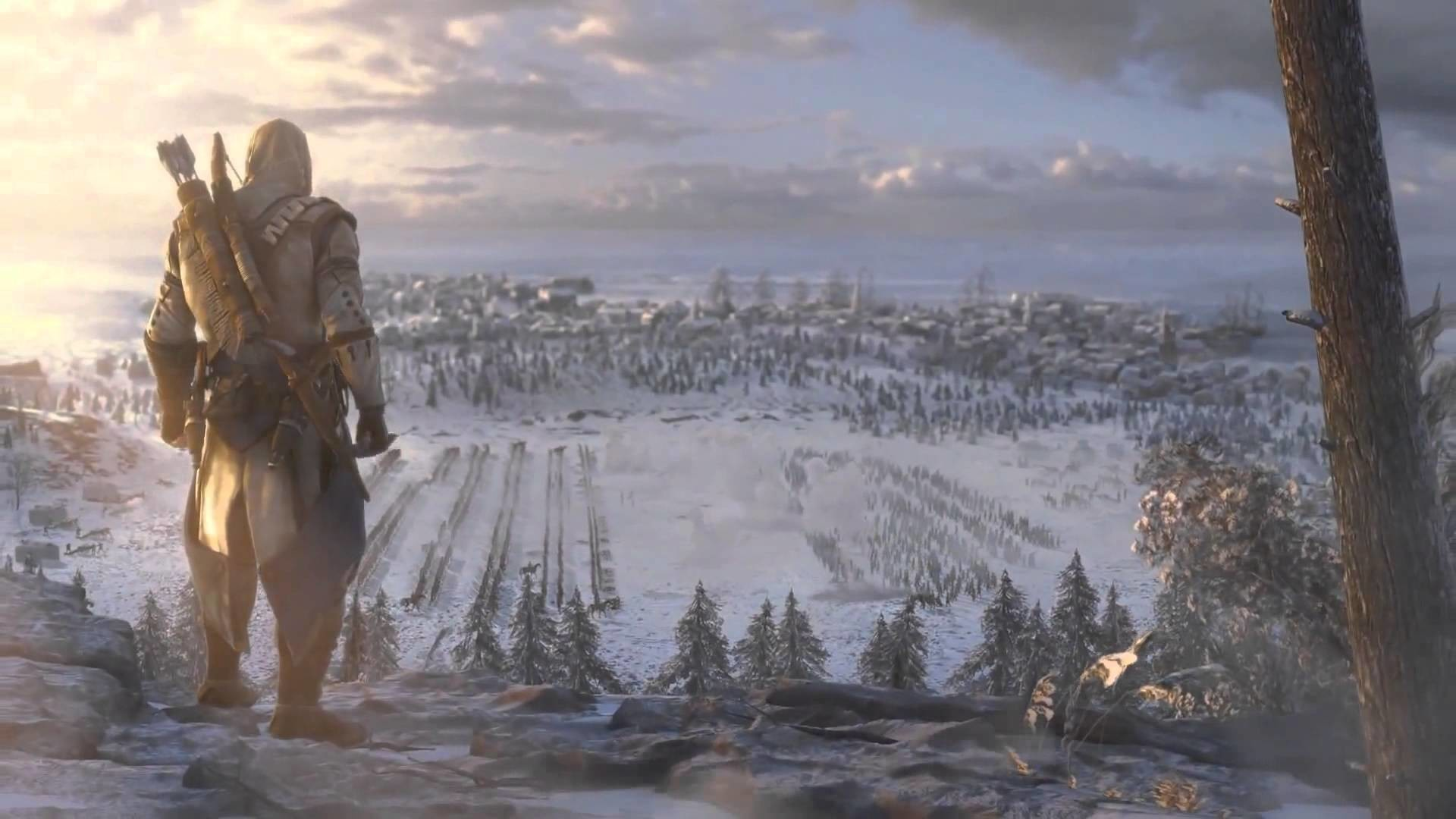Assassin's Creed 3 Debut Trailer American Revolution US UK HD 1080p
