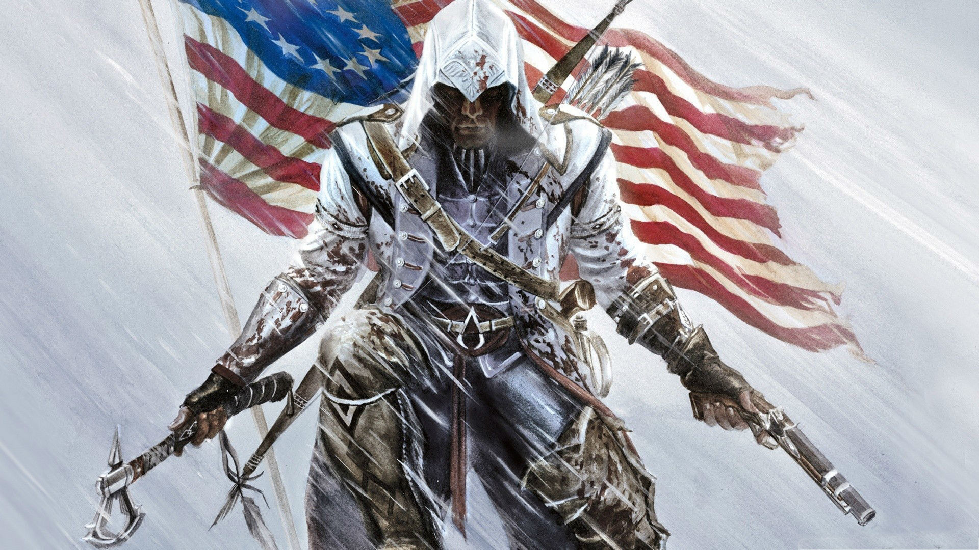 The American revolution is heavily featured in the Assassin's Creed 3 for  PC game. You play a a native American/English character called  Ratohnkake:ton who …