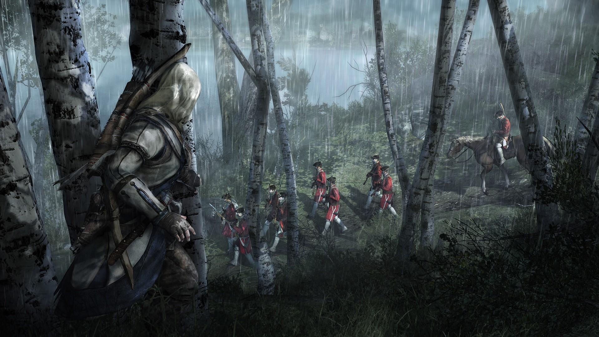 Assassin's Creed III – Ambush Screenshot