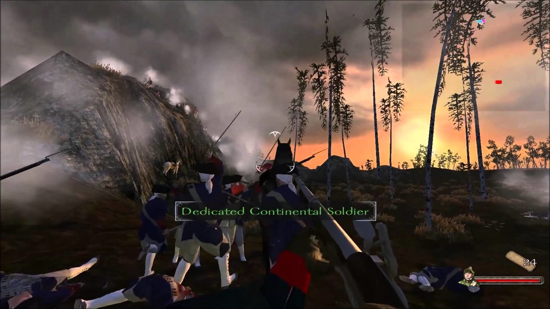 Mount and Blade: Warband [American Revolution 1776]