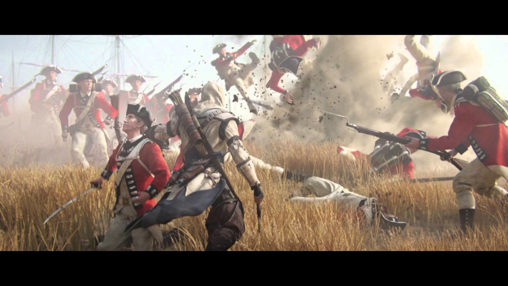 Assassin's Creed 3 – E3 Official Trailer [UK]
