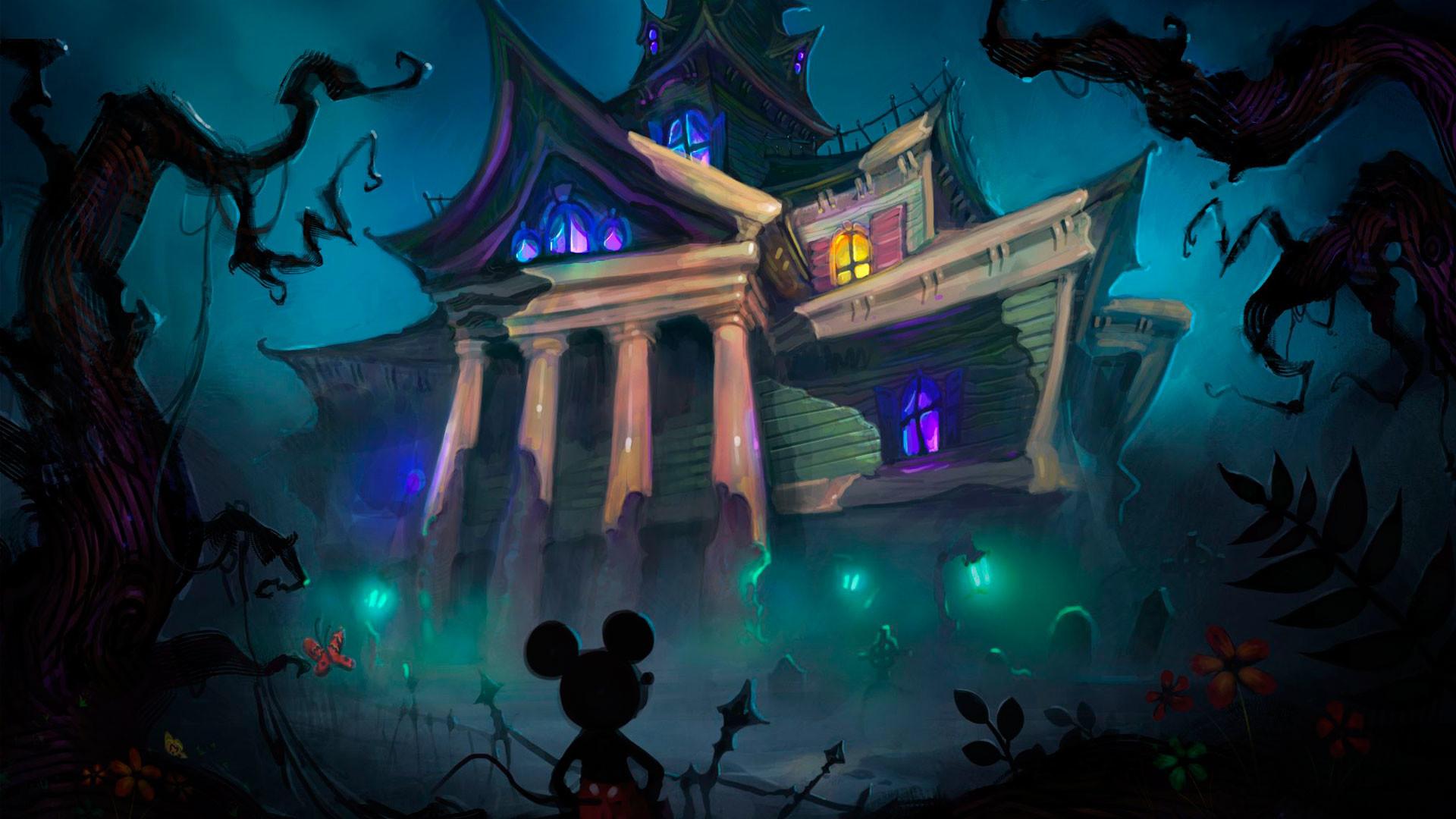 Disney Epic Mickey 1080p Wallpaper …