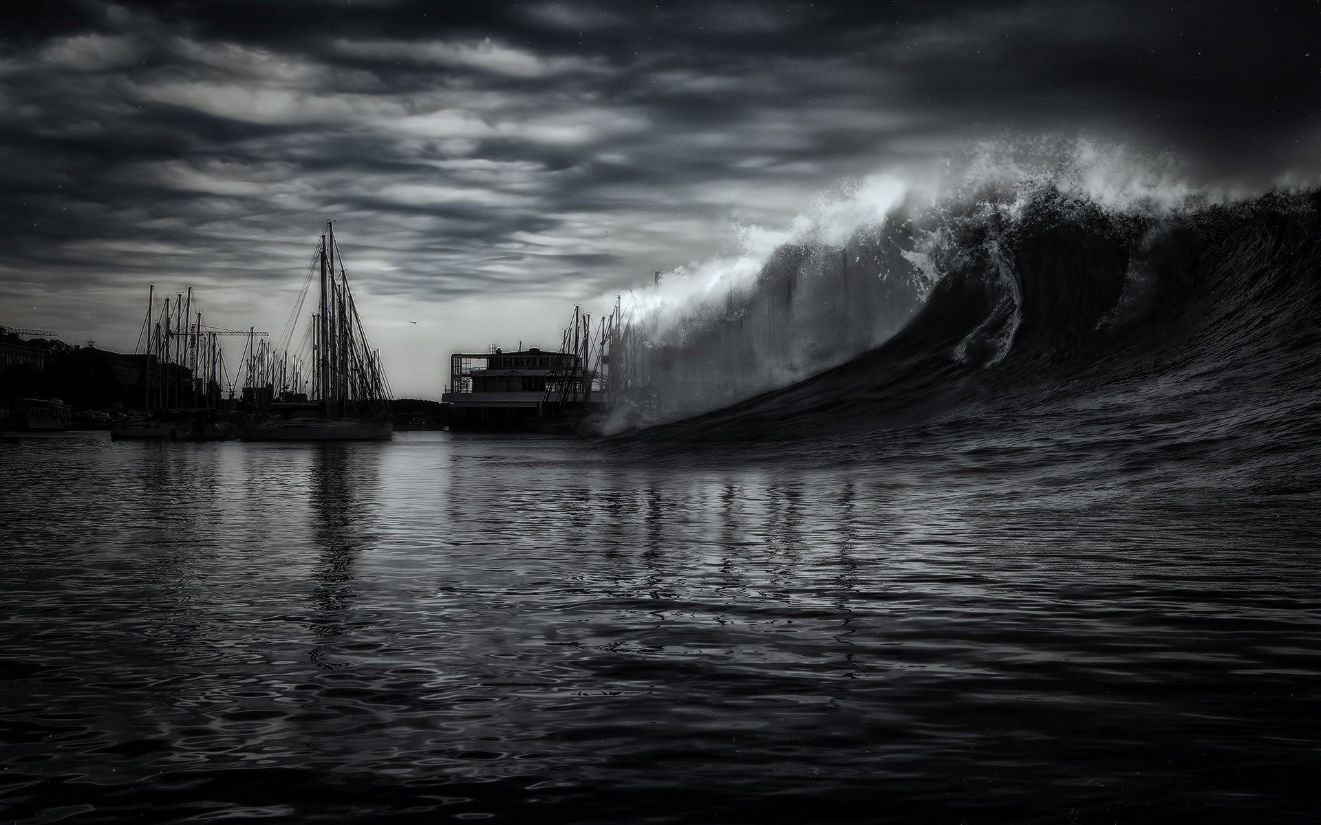Halley Bush – Amazing ocean wallpaper – 1920 x 1080 px | ololoshenka |  Pinterest | Ocean, Mac desktop and Screensaver