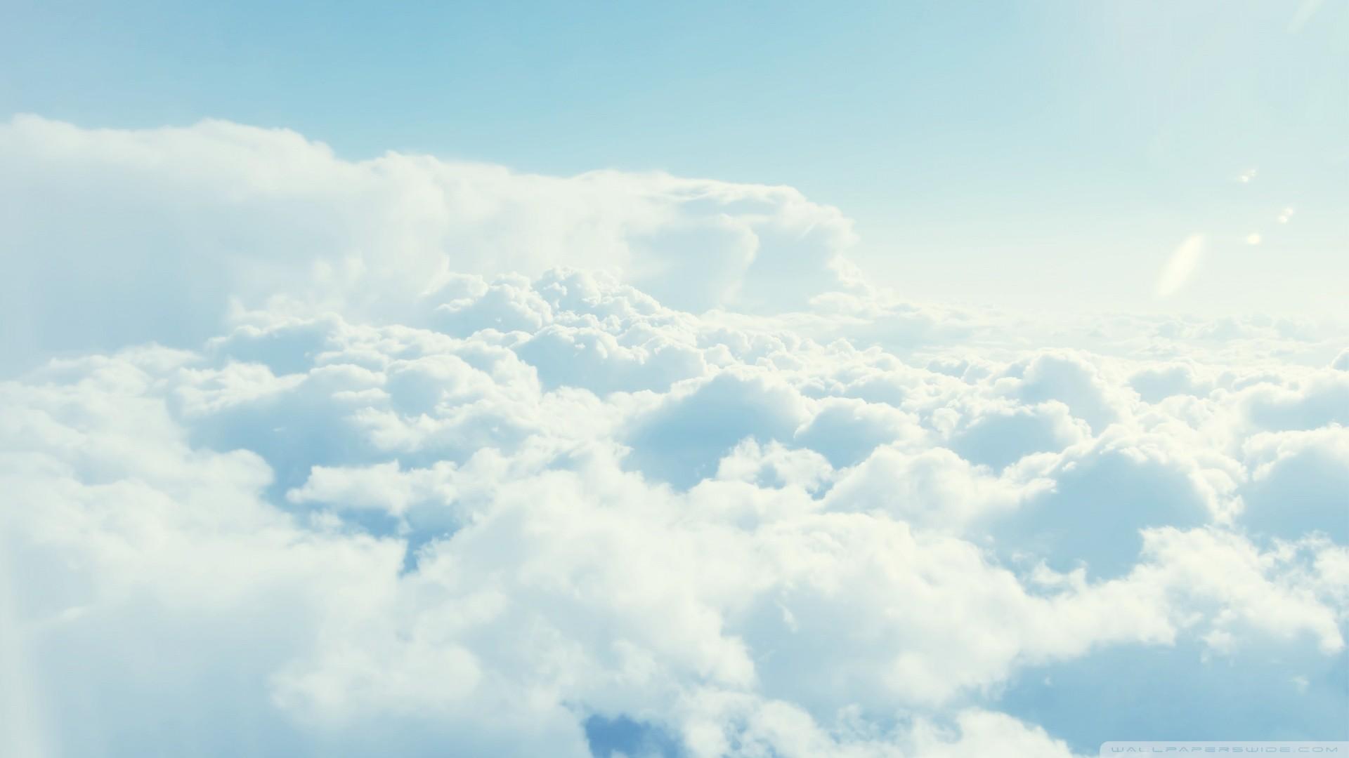Above The Clouds HD desktop wallpaper High Definition