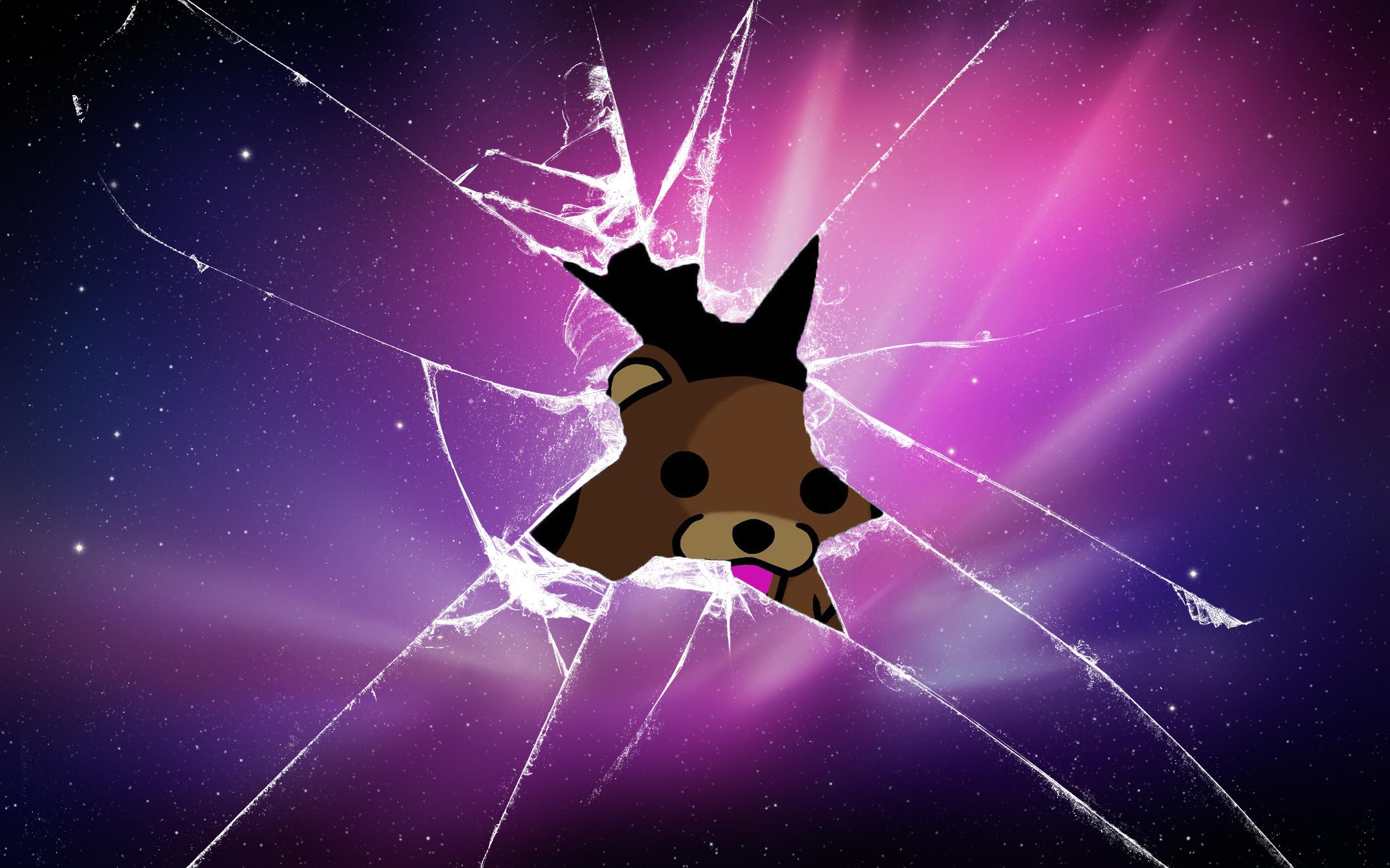 Download Pedobear Broken Wallpaper | Wallpoper #350894