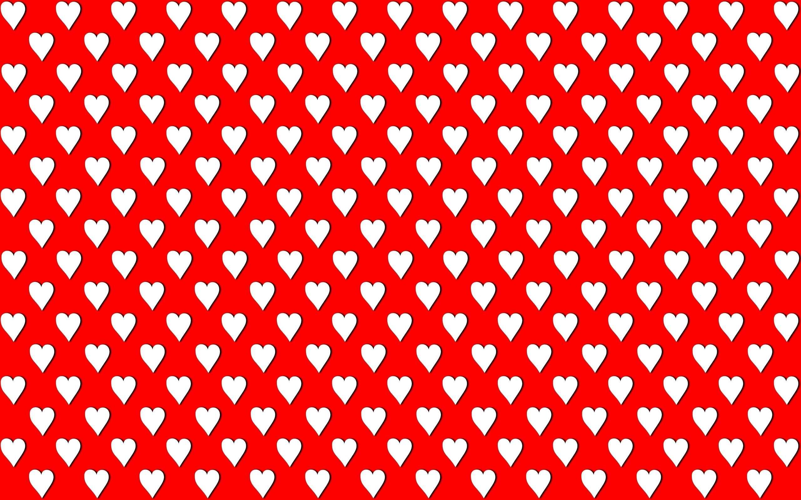 Red Polka Dot Wallpaper – Widescreen HD Wallpapers