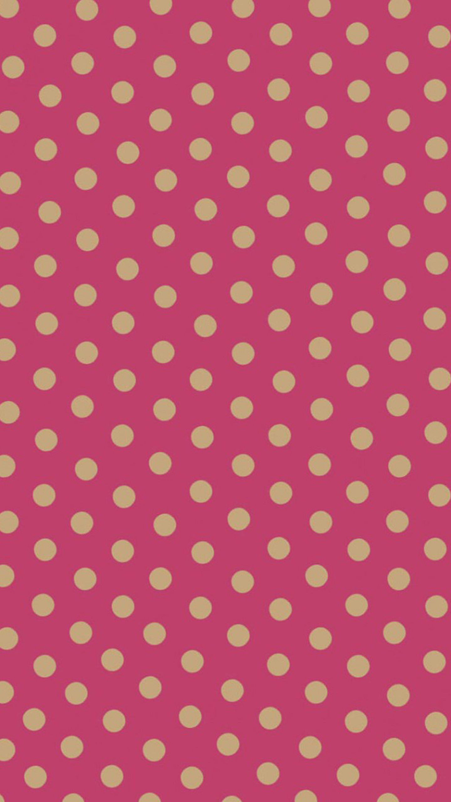 Polka Dot pattern Galaxy Note 4 Wallpapers