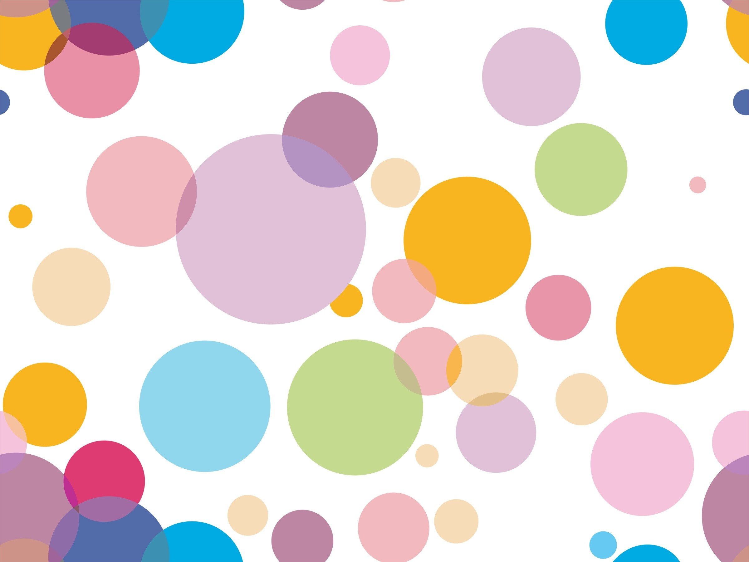 bright light colors and polka dots what is your favorite color this .