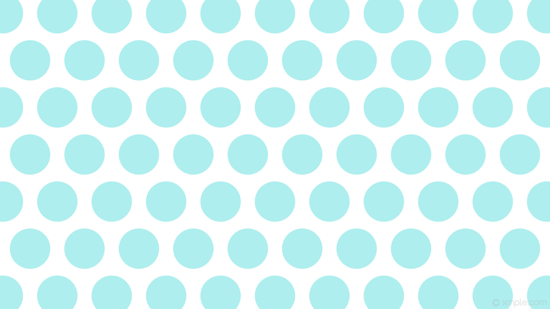 wallpaper white polka dots hexagon blue pale turquoise #ffffff #afeeee 0°  141px 190px