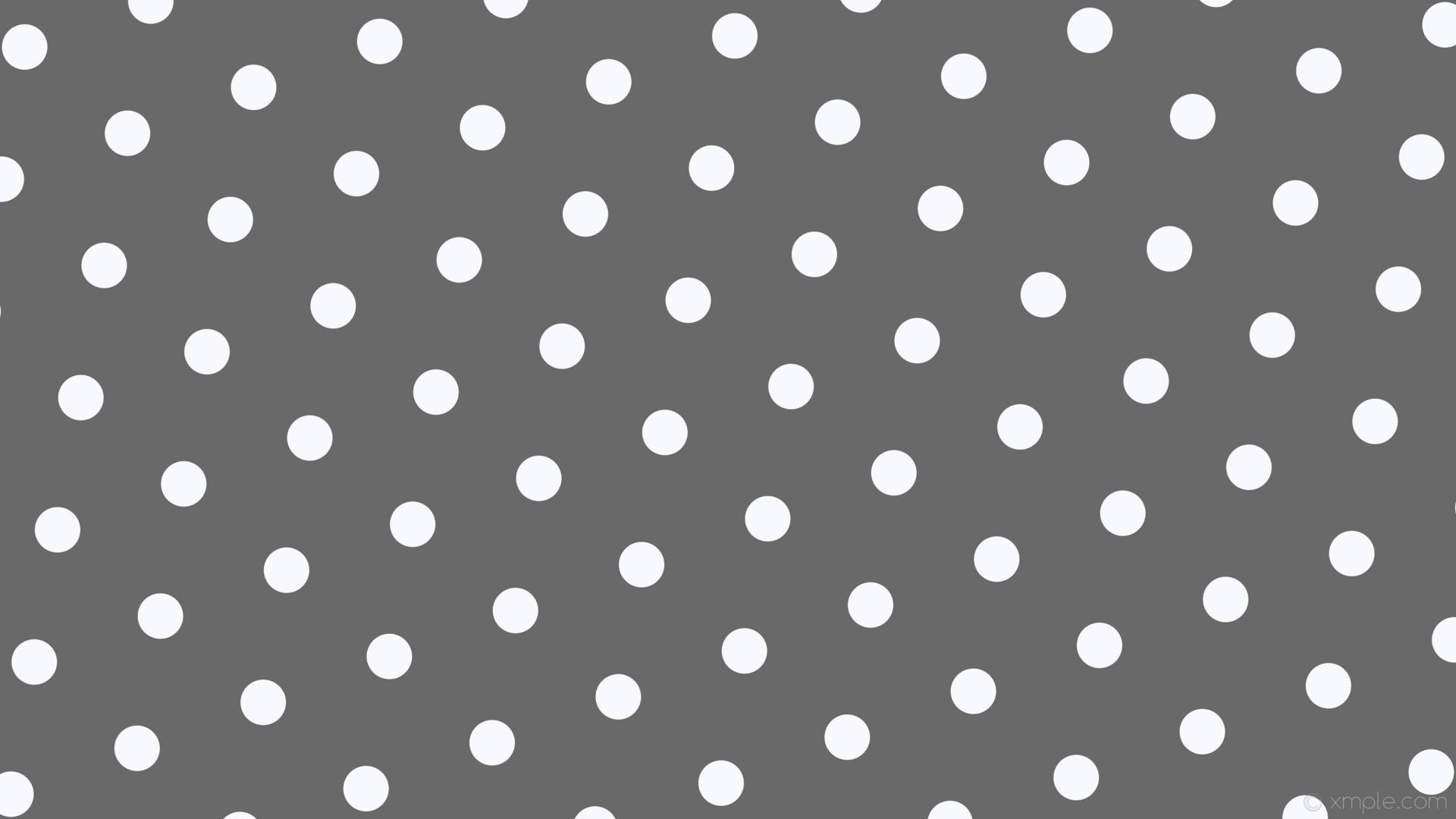 wallpaper polka dots grey white hexagon dim gray ghost white #696969  #f8f8ff diagonal 20