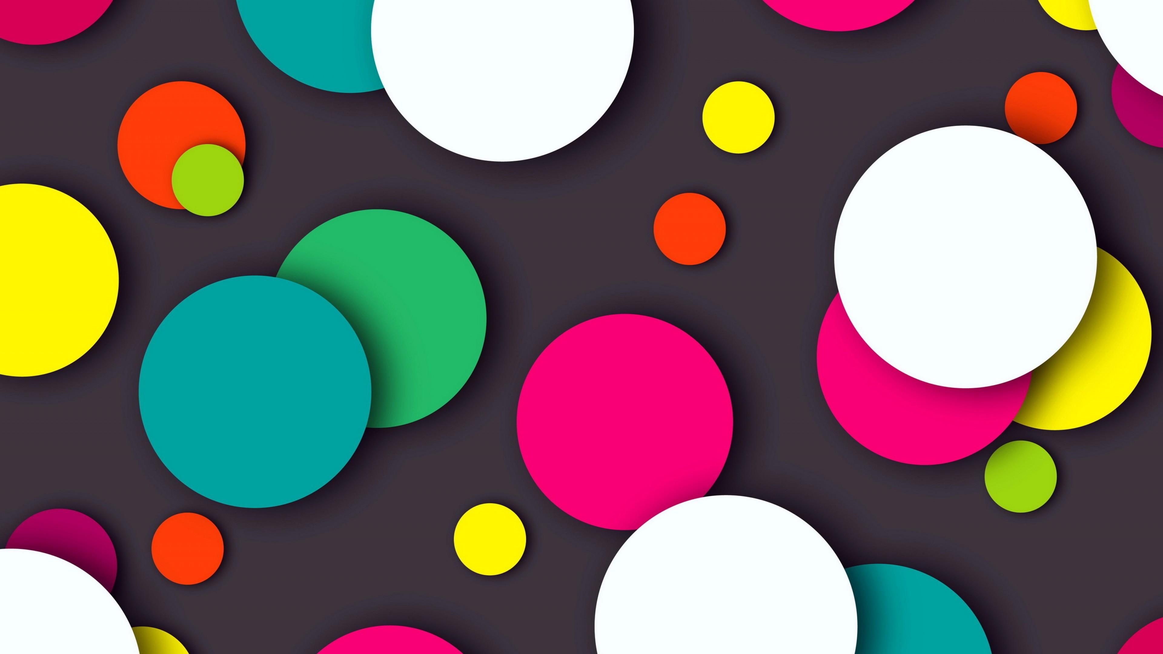 Tags: Colorful Dots, Multicolor, HD