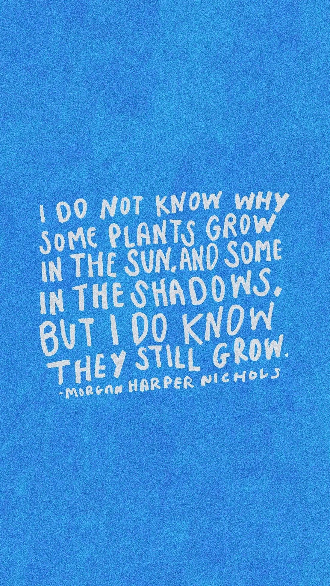 Instagram caption, Blue phone wallpaper iPhone background quotes cute  summer art motivational quote inspirational inspiration school motivation,  …