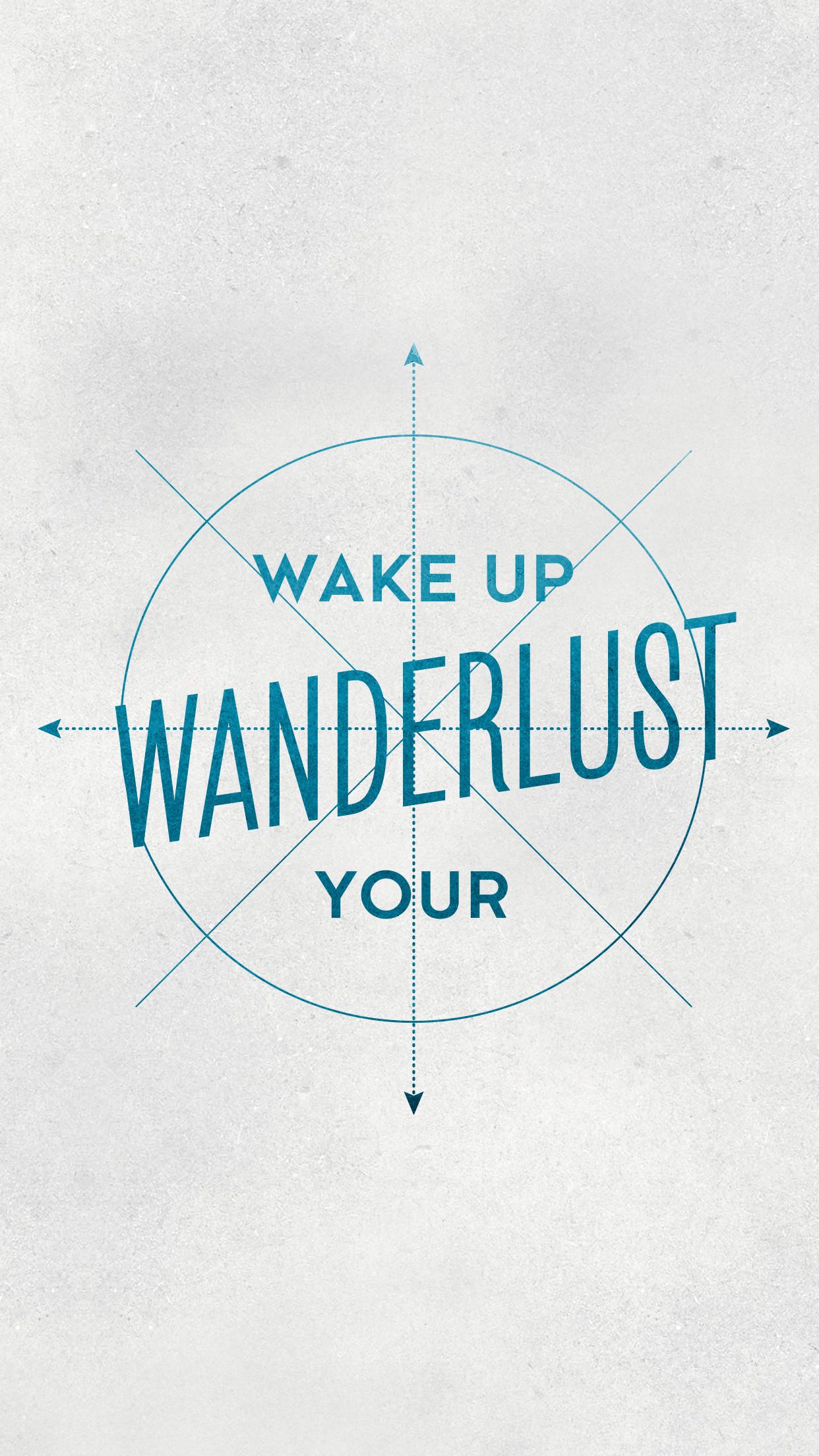 Grey teal wanderlust compass iphone phone wallpaper background lock screen