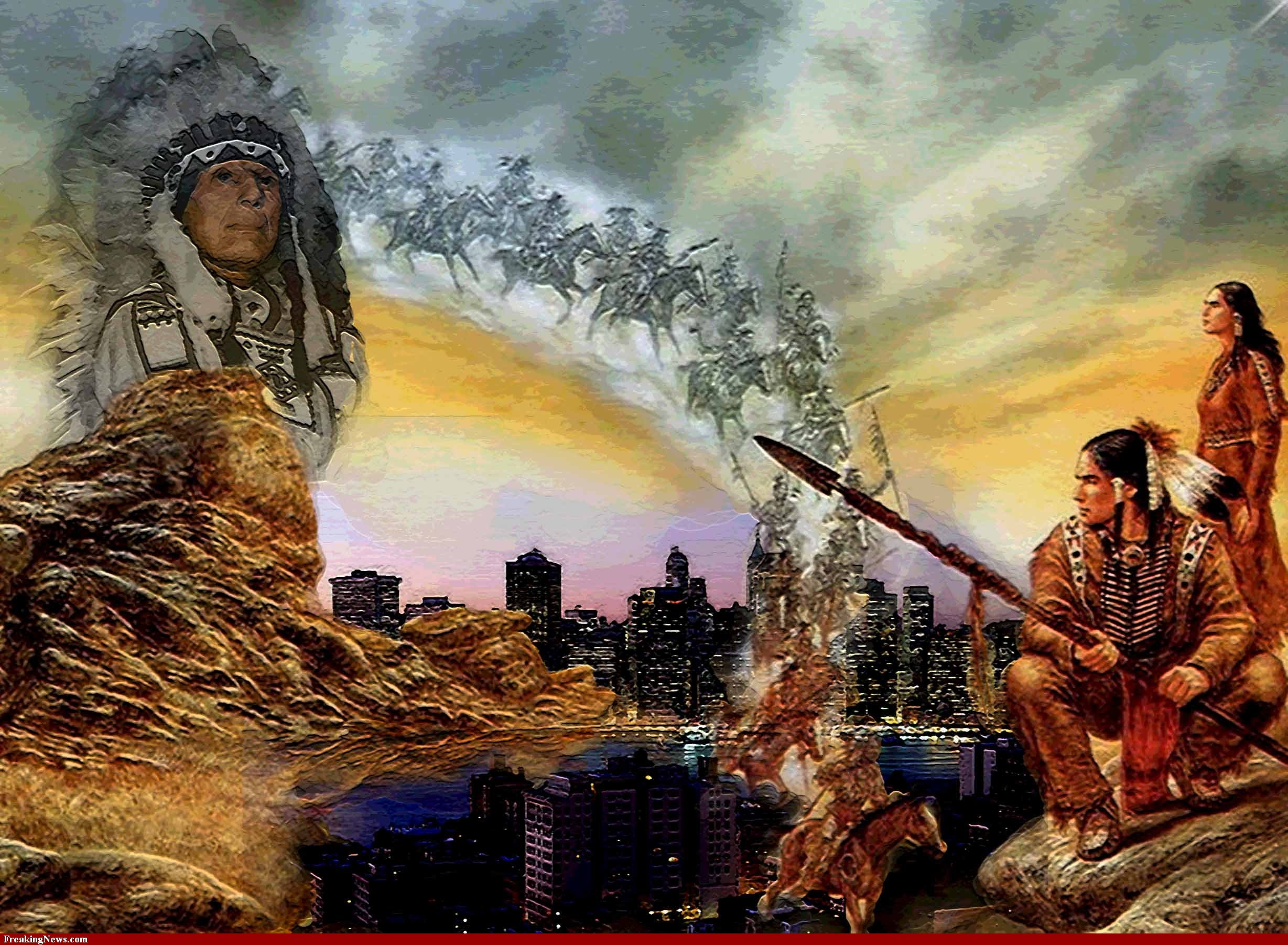 3d Native American Indian Wallpaper | newhairstylesformen2014.com